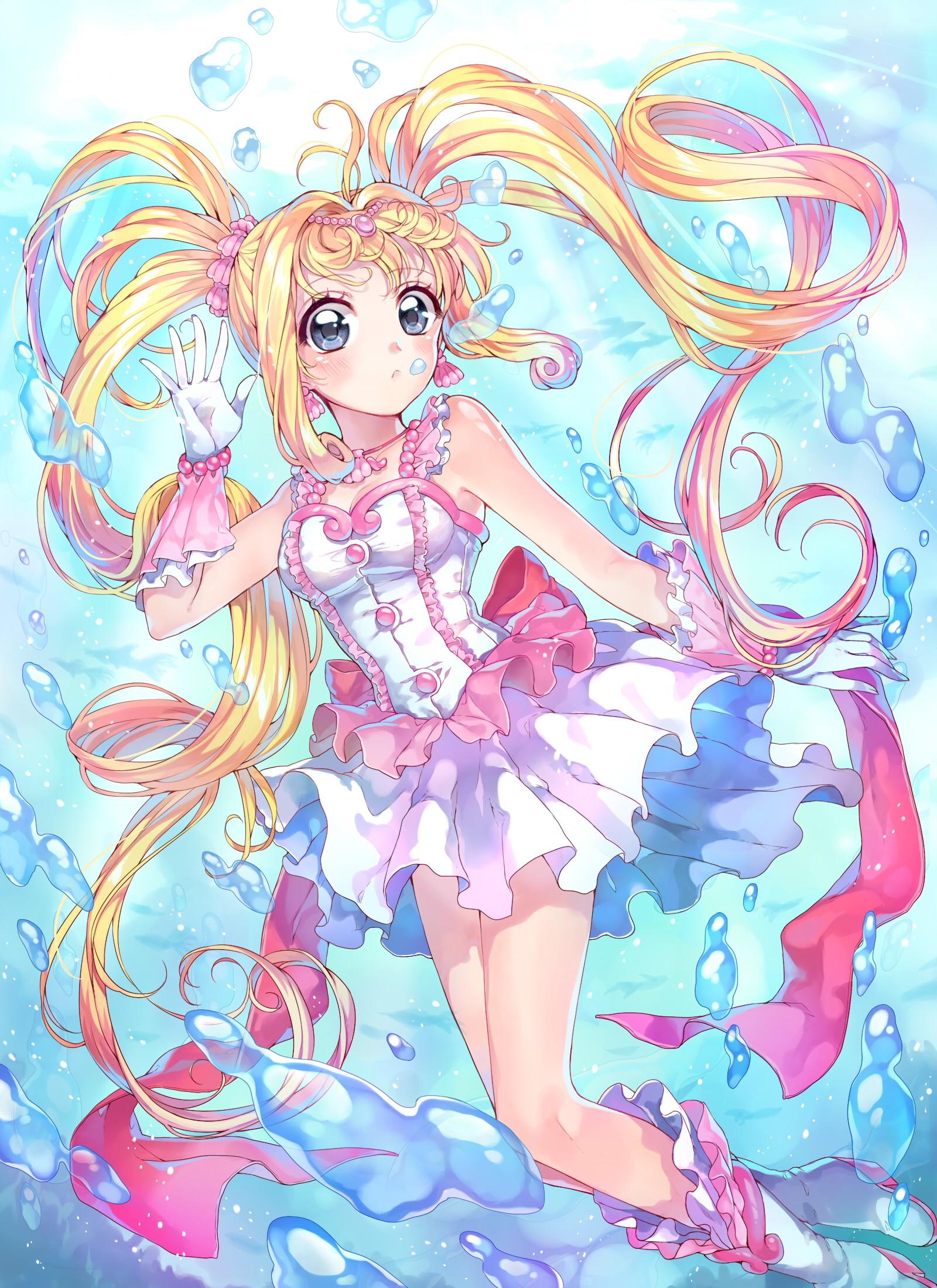 Mermaid Melody Wallpaper Wallpapertag Images, Photos, Reviews