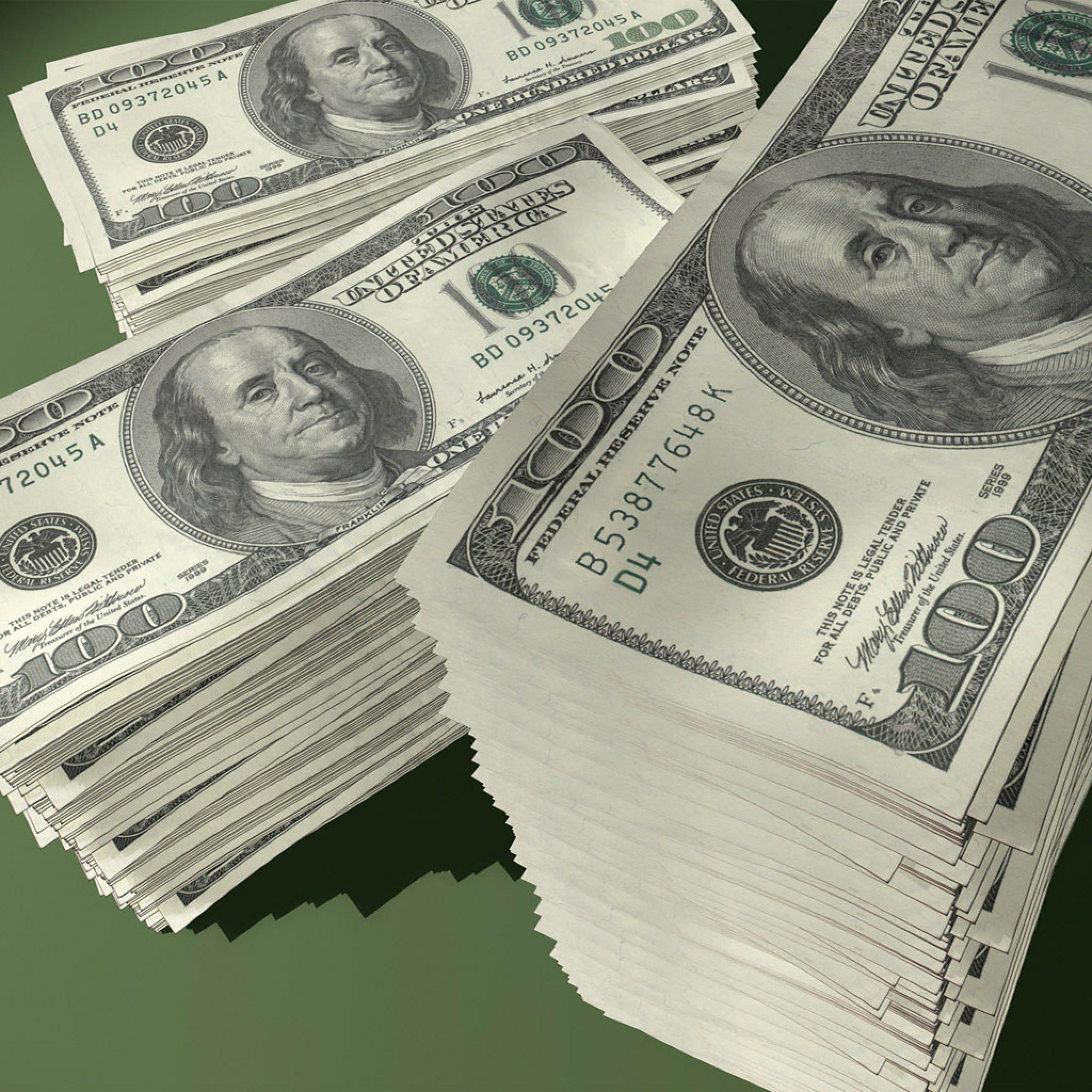 100 dollar bill wallpaper wallpapertag - Dollar wallpaper ...