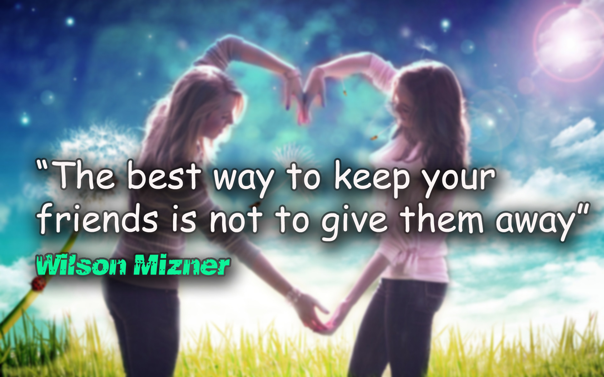 Wallpapers Of Friendship 1
