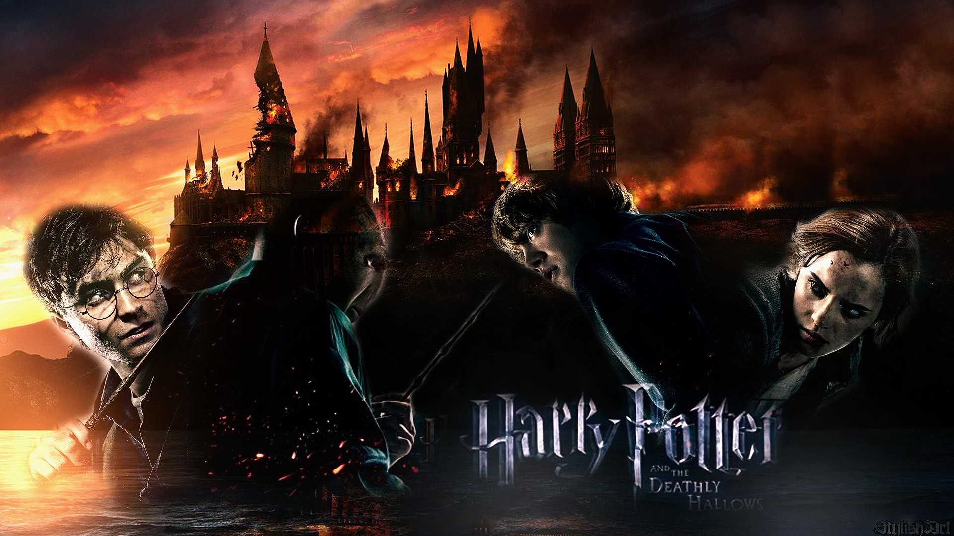 53 harry potter backgrounds download free beautiful - Best harry potter wallpapers ...