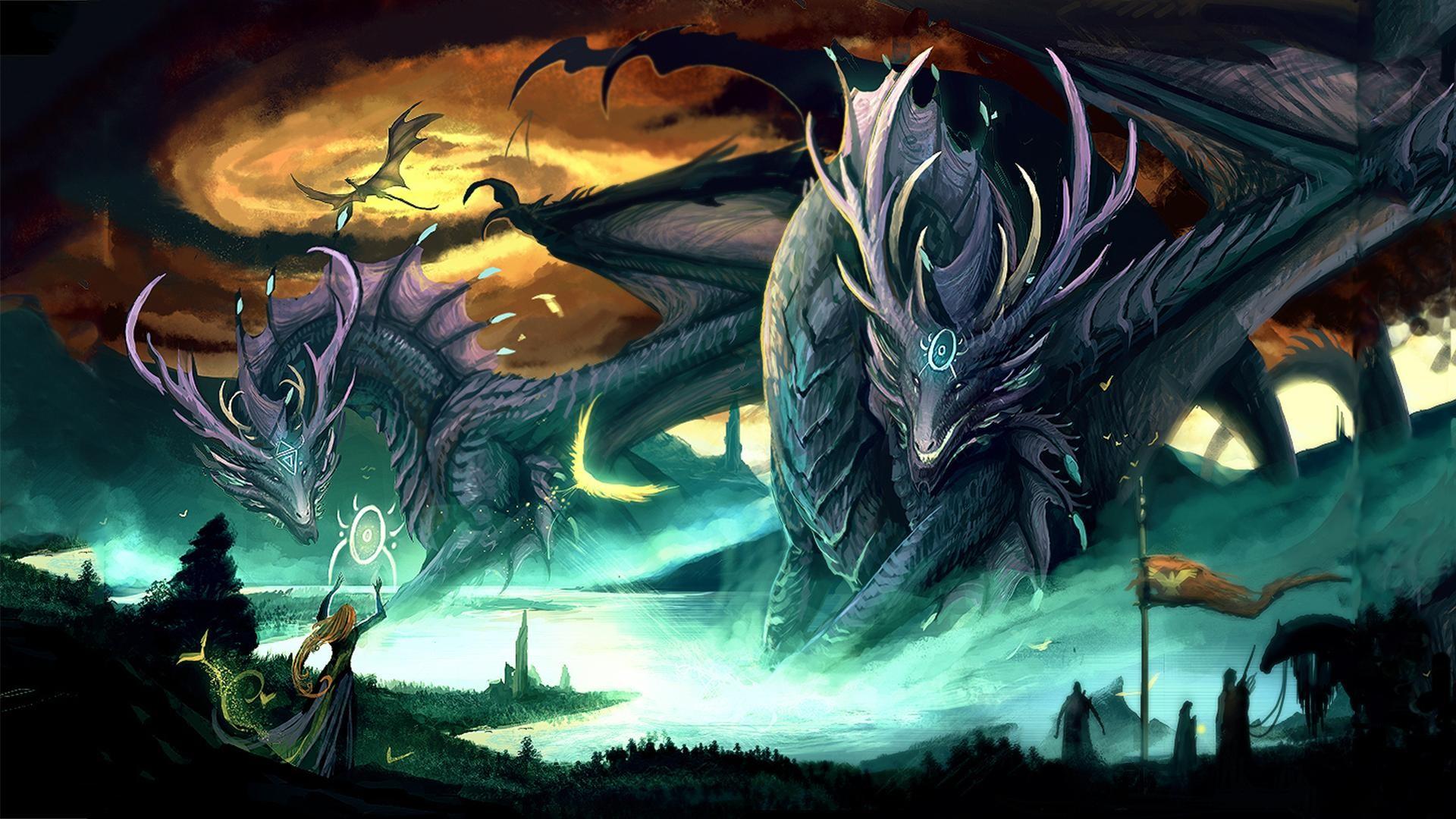 1920x1080 4096 Fantasy Dragon Wallpapers Page 6 Download Desktop