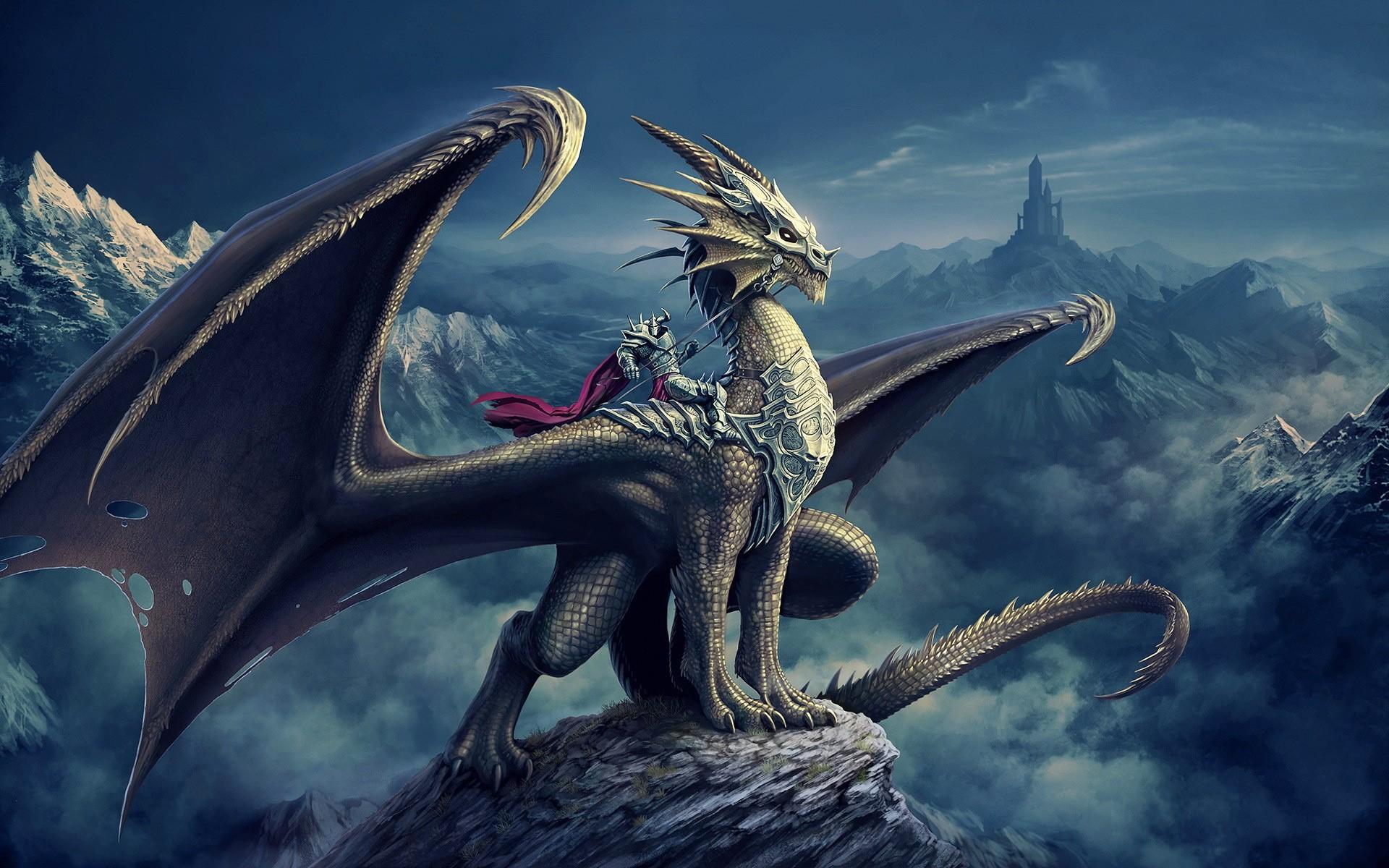 Dragons wallpapers hd fantasy dragon wallpaper voltagebd Choice Image