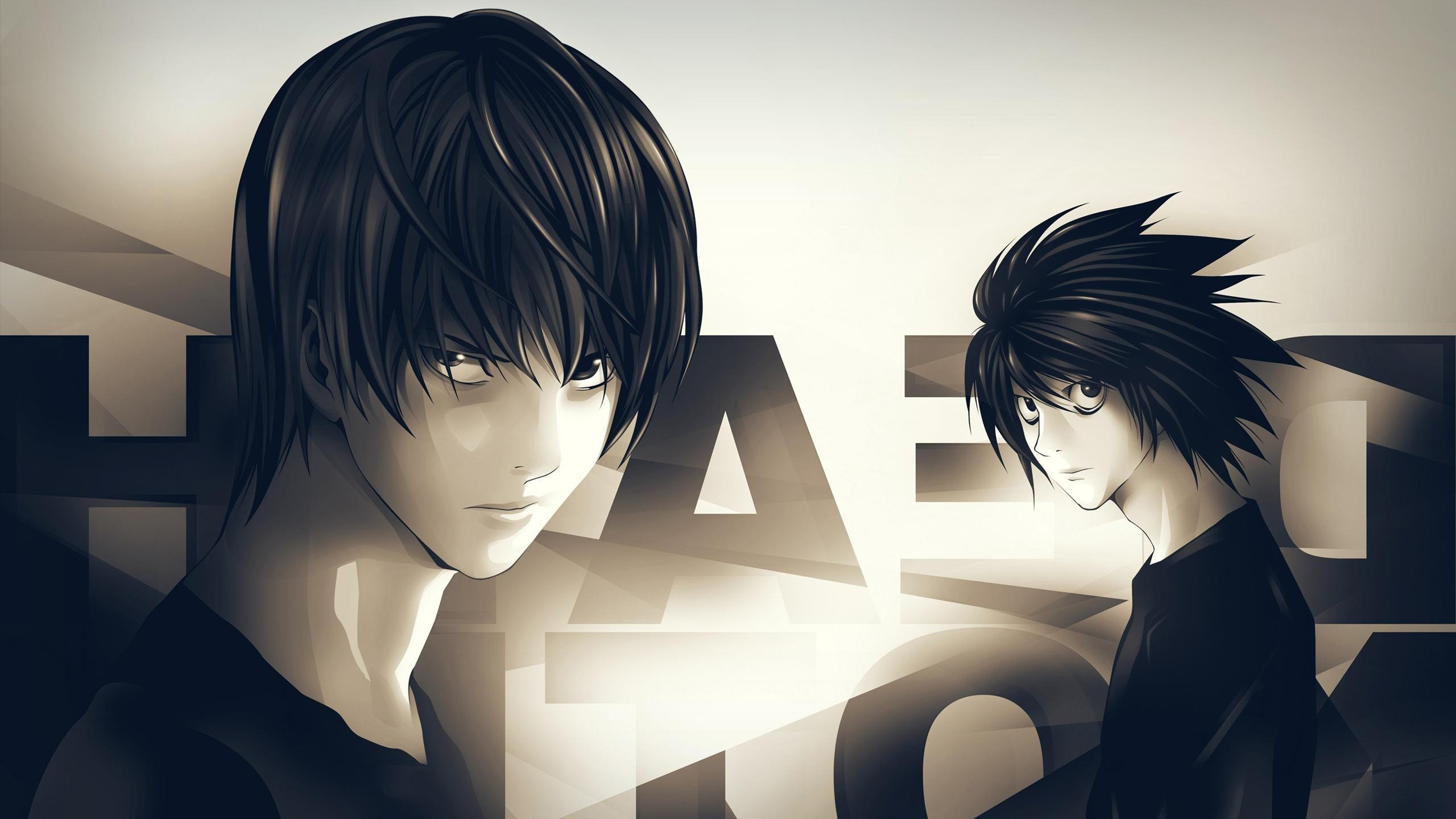 Death Note 4k Wallpaper: Unordinary Comic Wallpapers ·① WallpaperTag