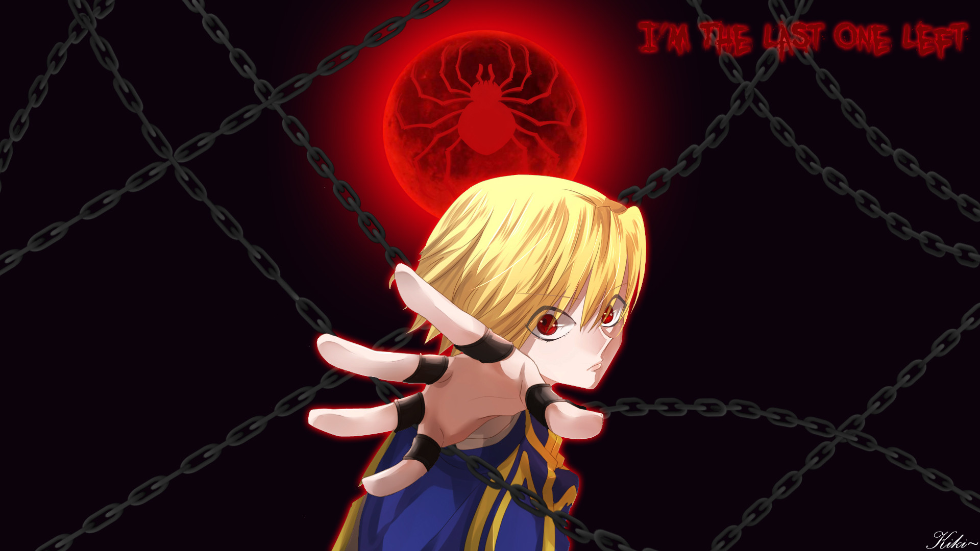 Kurapika Wallpapers 1