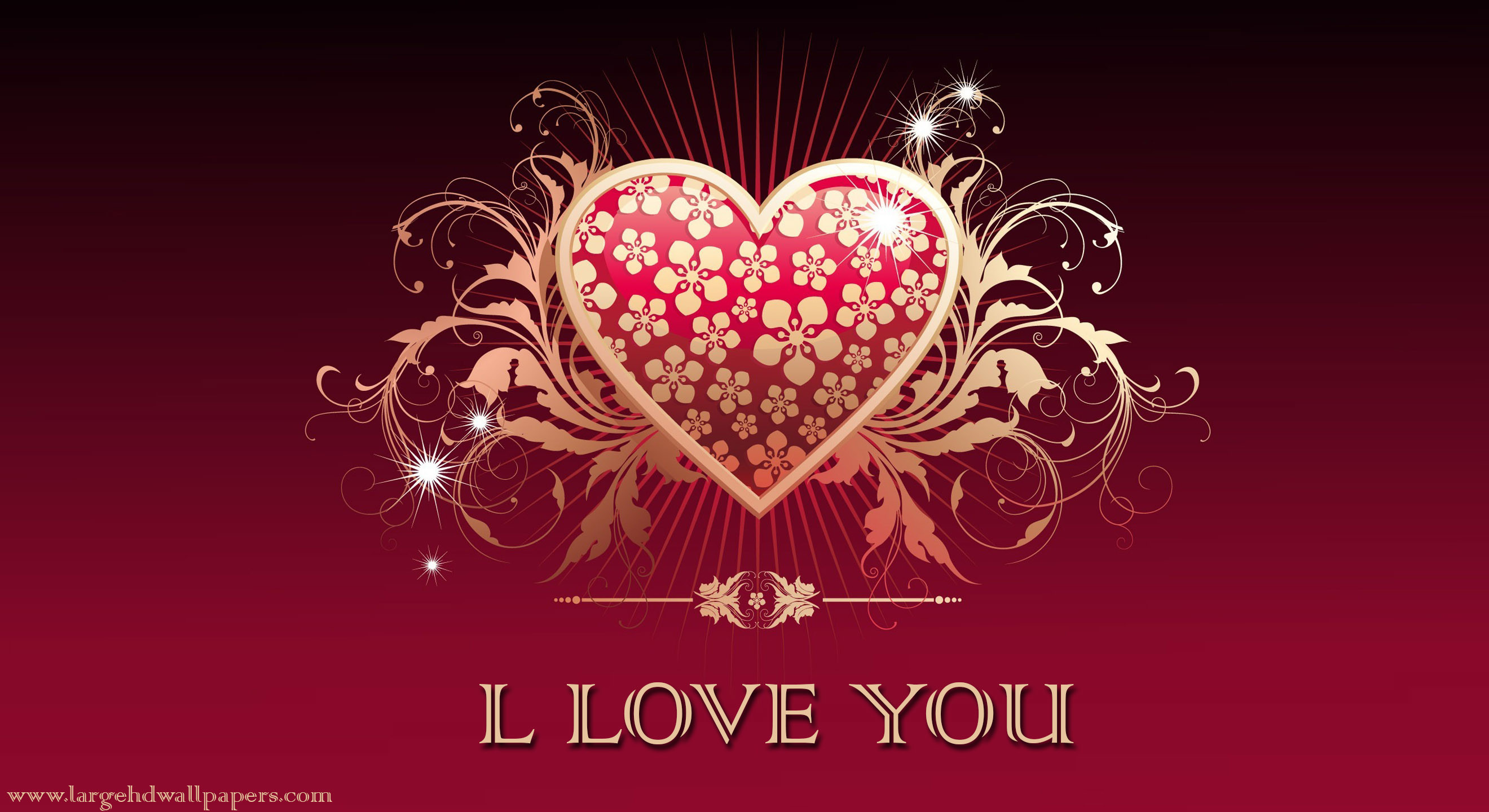 L Love U Hd Wallpaper : L Love You Wallpaper ??
