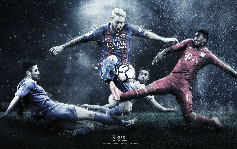 Lionel Messi Wallpaper 2017 1