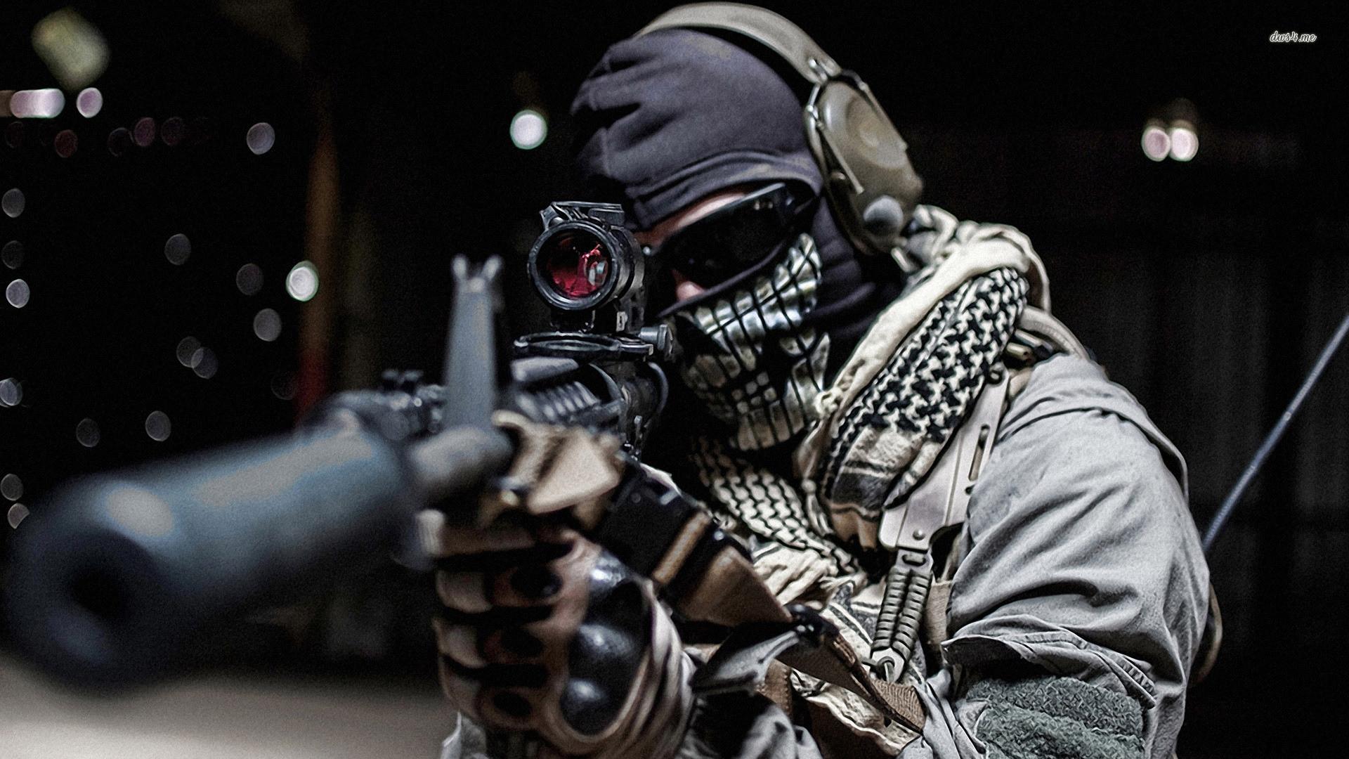 Call Of Duty Modern Warfare 2 Wallpapers Wallpapertag