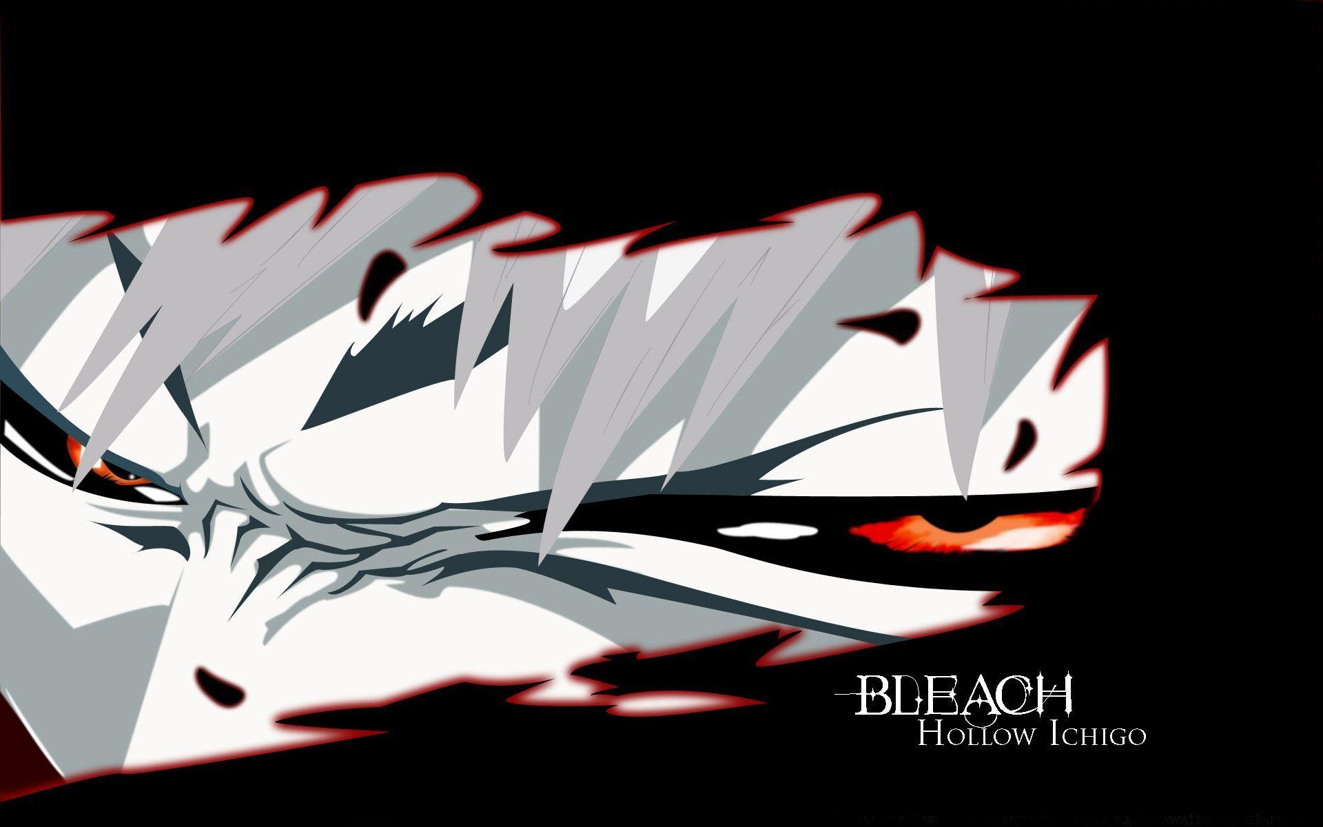 Bleach wallpaper hollow hd