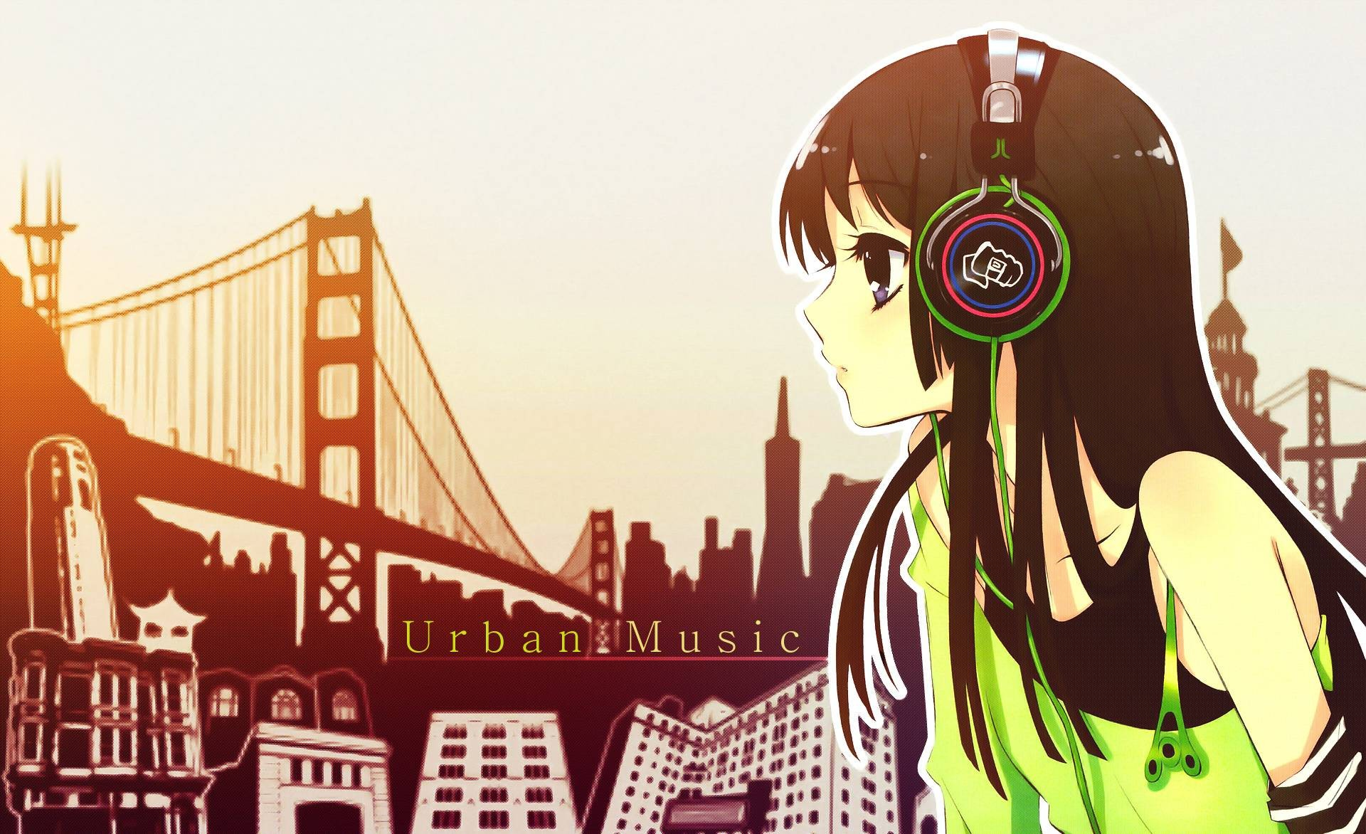 Anime Music Wallpaper 1 Download Free Awesome Backgrounds For