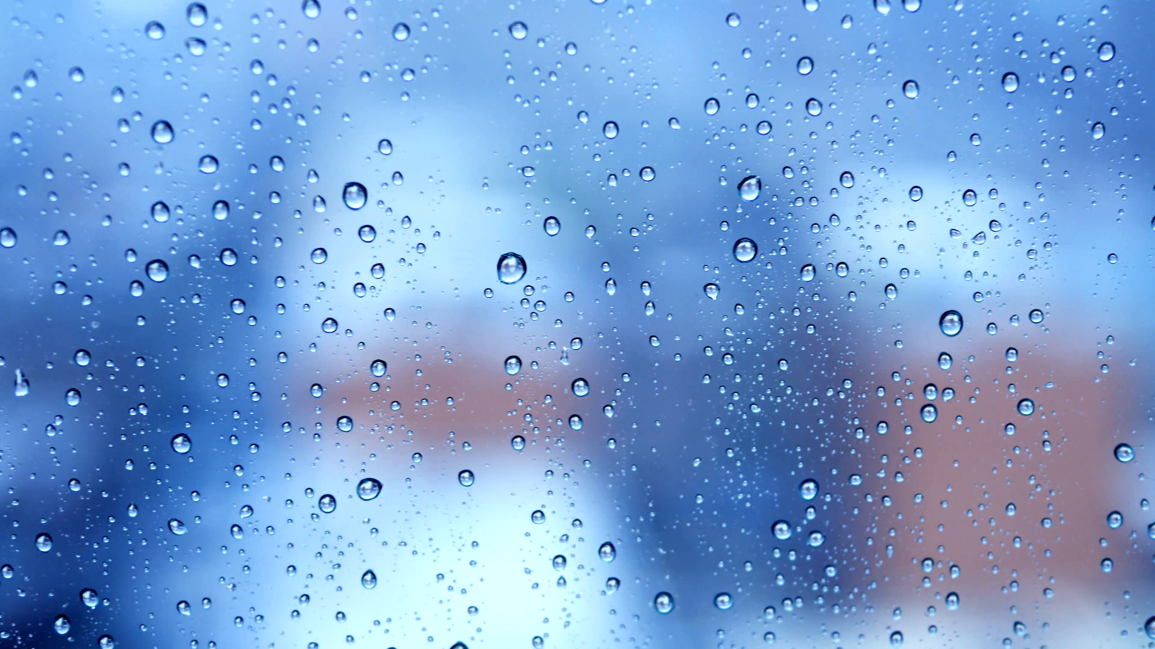 Water Droplets Background ·①