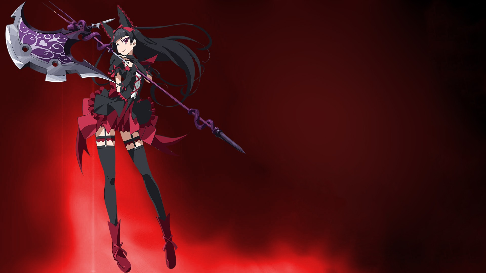 Rory Mercury Wallpaper Download Free Stunning Backgrounds For