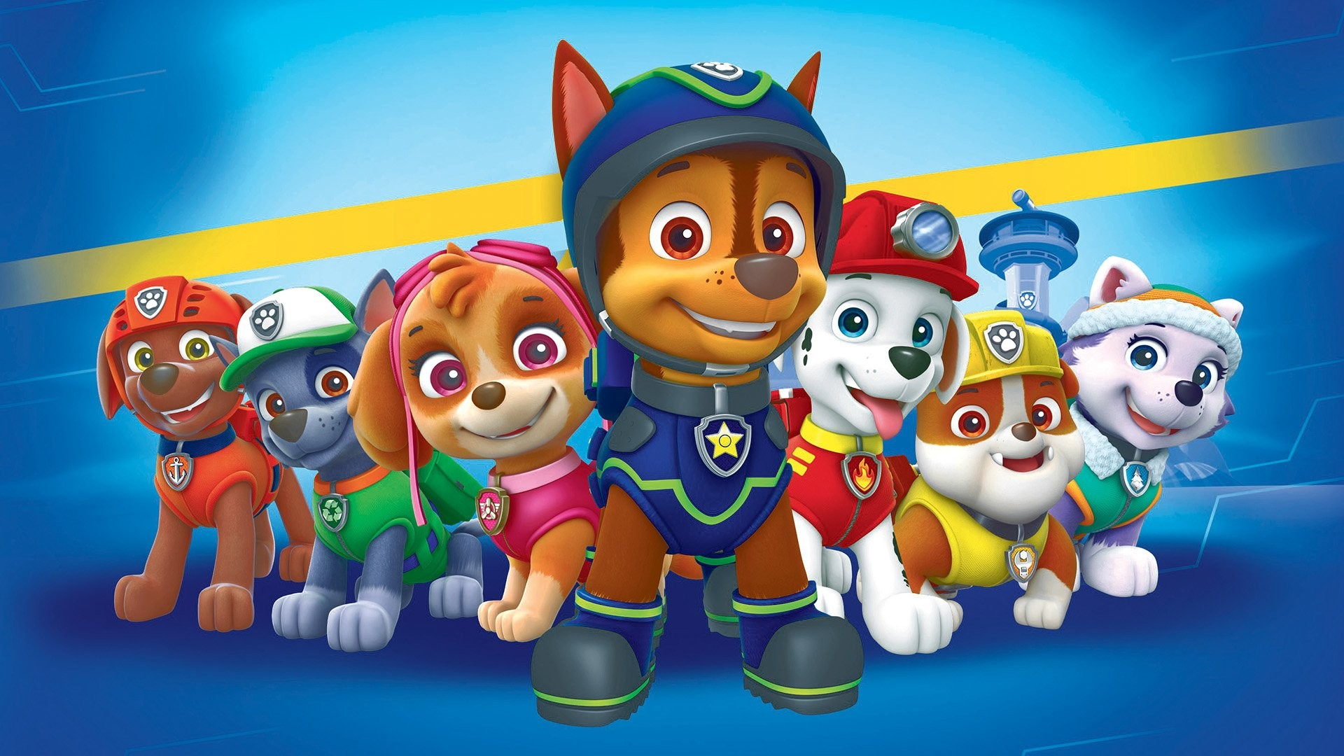 Paw Patrol Background ① Download Free Wallpapers For Desktop