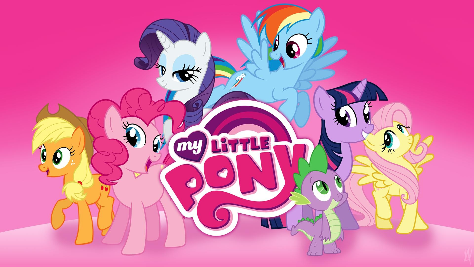 My Little Pony Wallpapers Wallpapertag