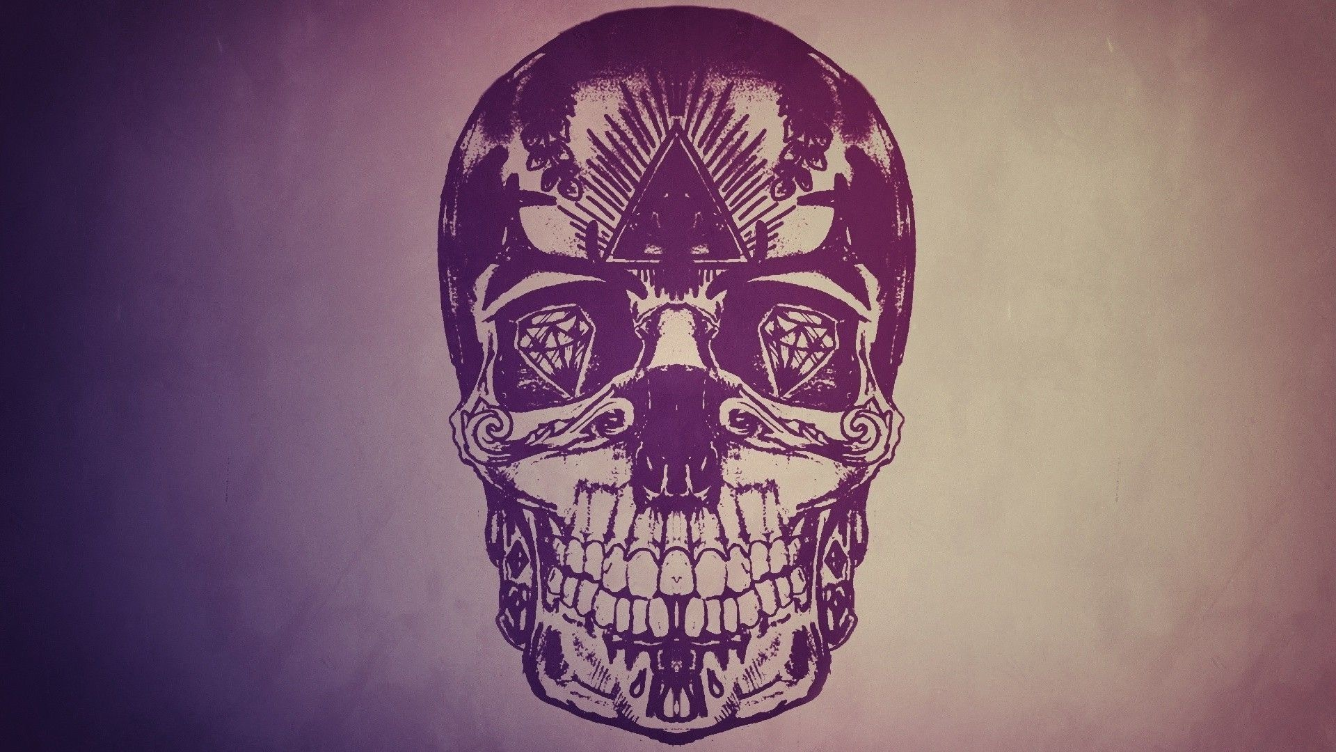 Skulls Wallpaper HD ·① WallpaperTag