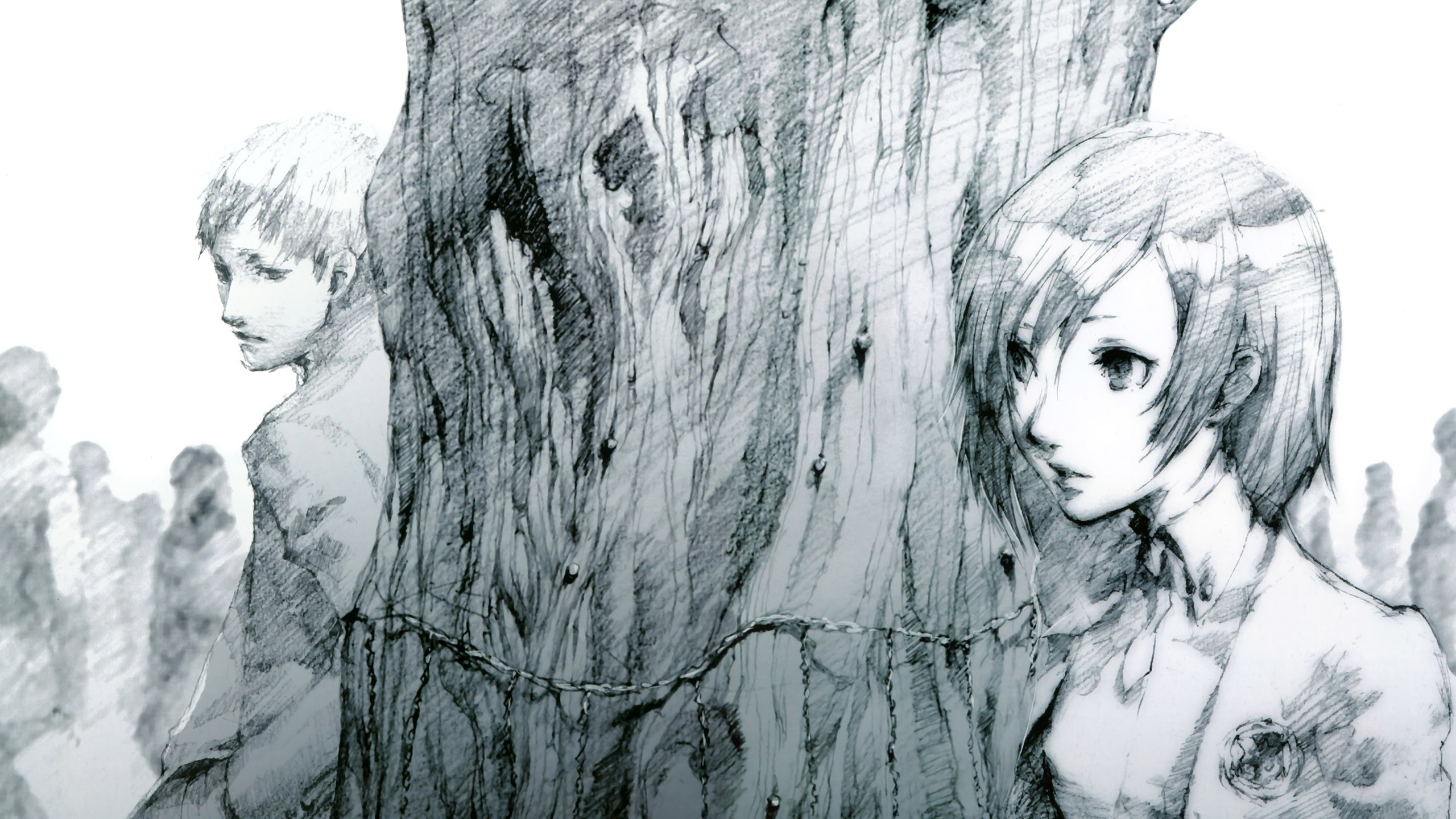 sketches wallpapers 183��