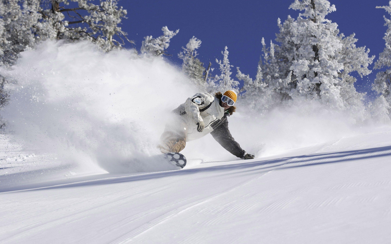 сноубордист прыжок горы  № 3300683 загрузить