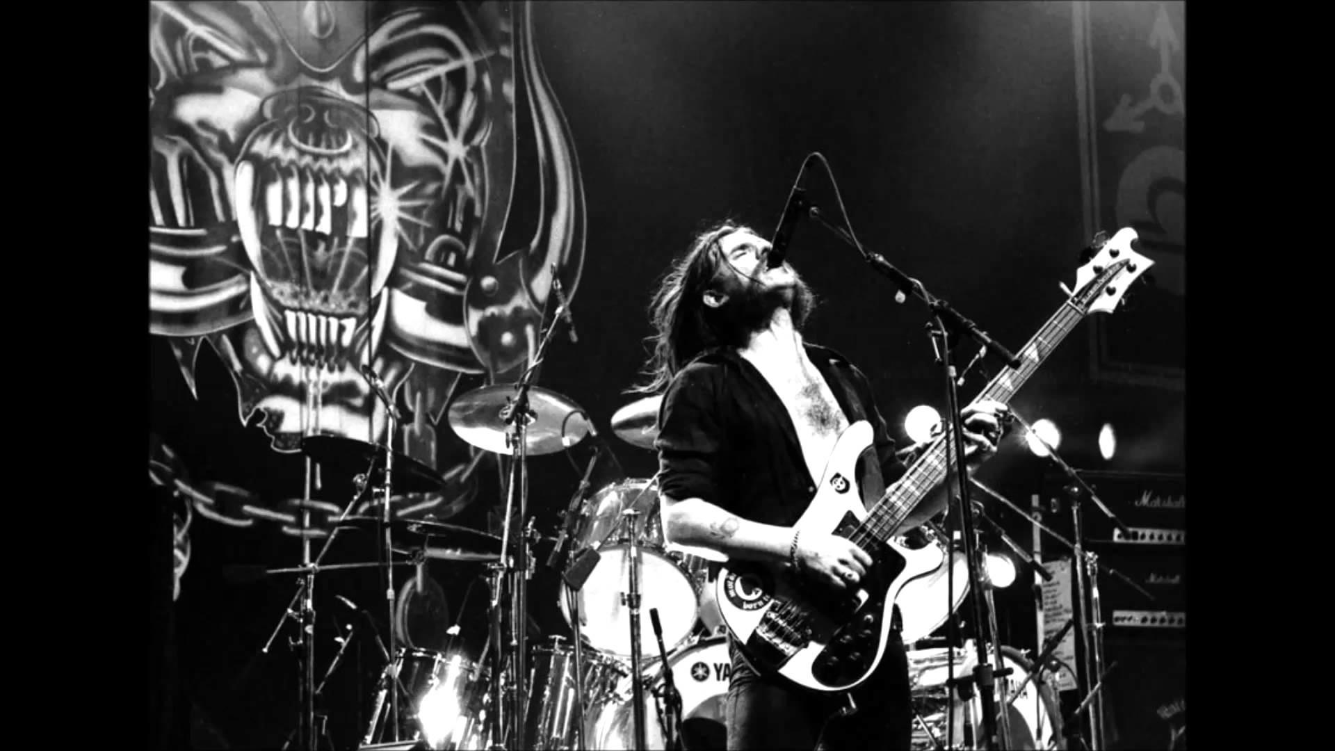 Lemmy Kilmister Rock Music Motorhead Wallpaper Hd: Motorhead Wallpaper ·①