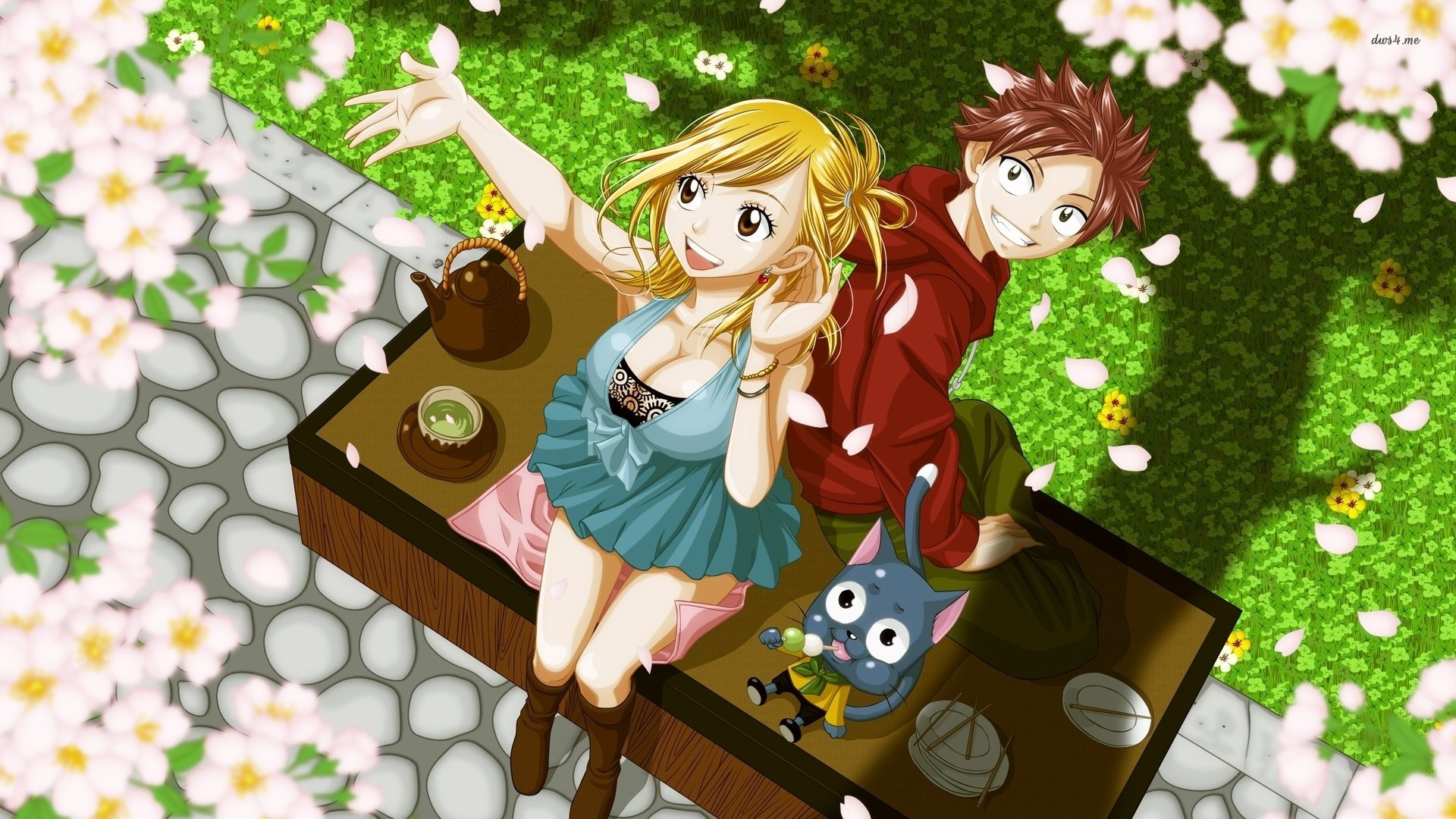 natsu and lucy wallpapers 183��