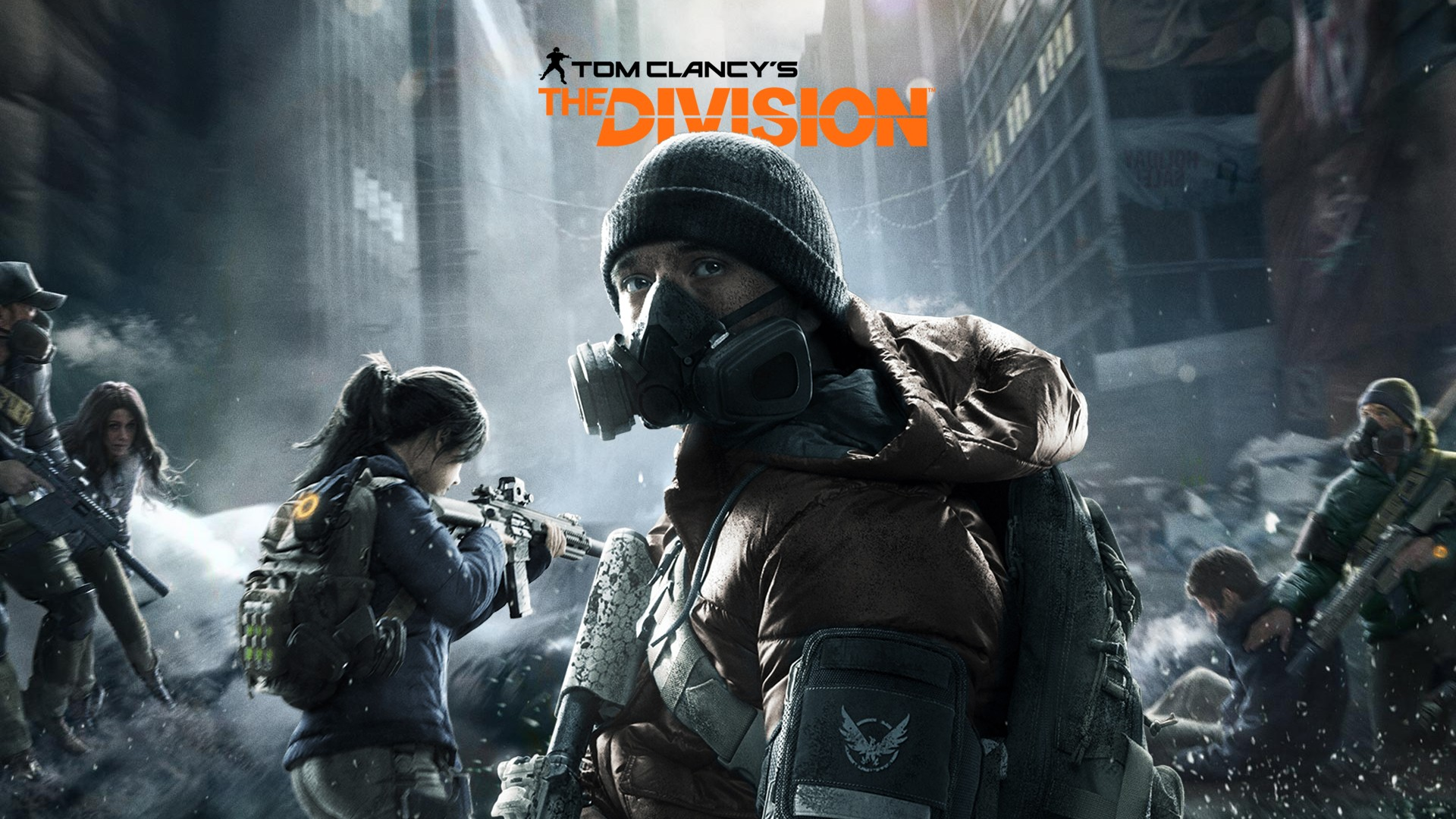 The Division wallpaper 1920x1080 ·① Download free ...