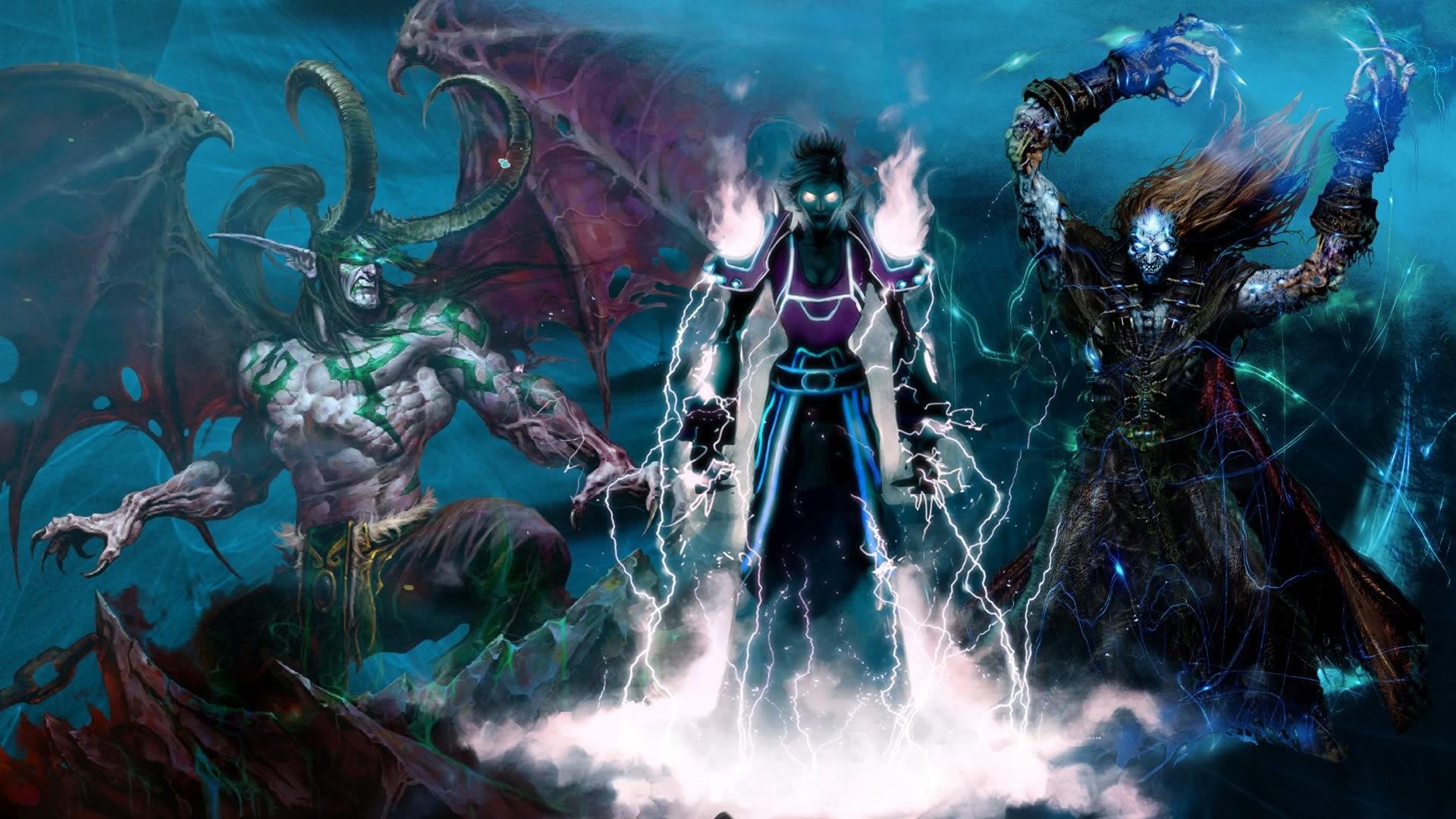 World Of Warcraft Mage Wallpaper