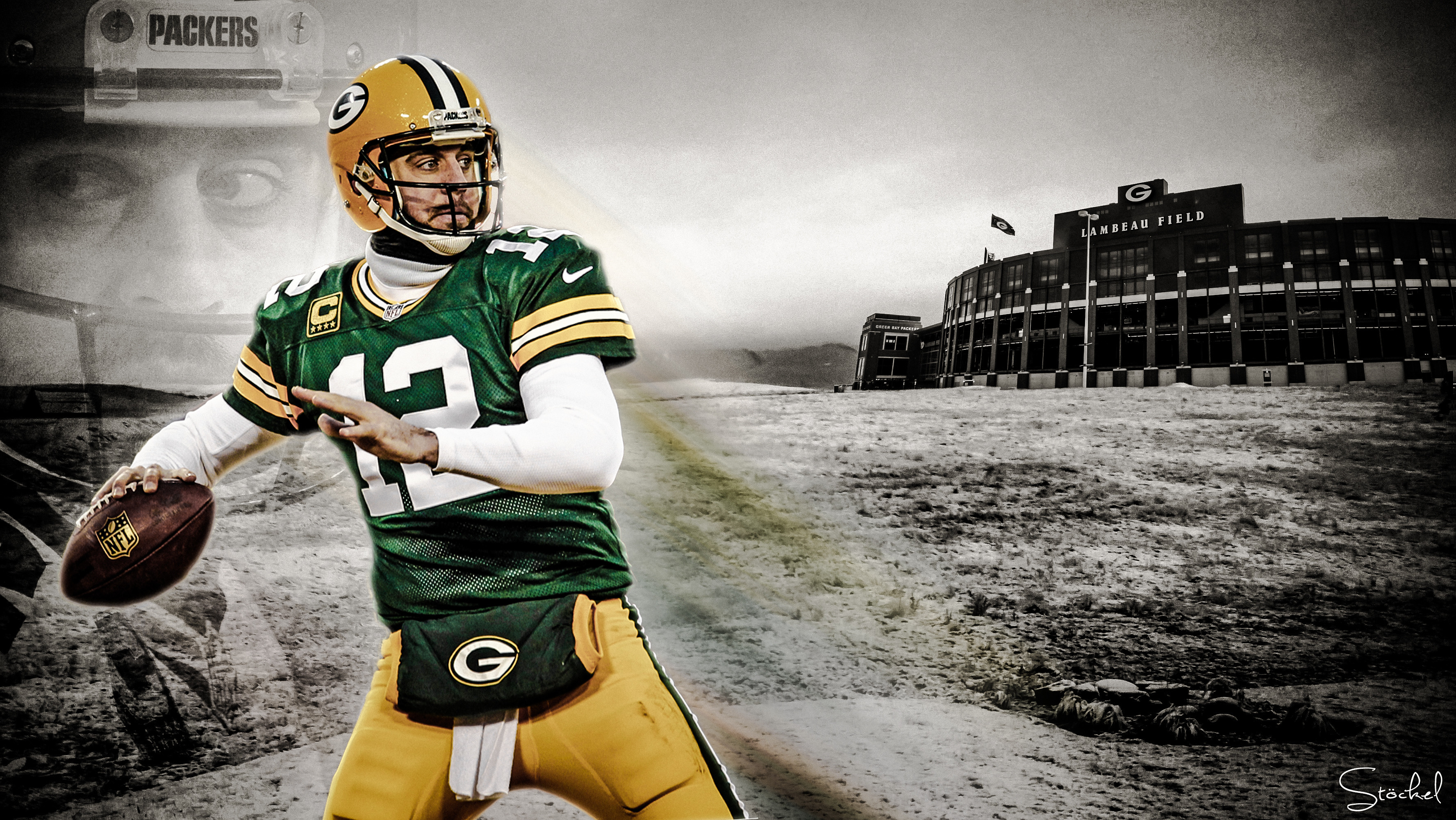Aaron Rodgers Wallpapers Wallpapertag