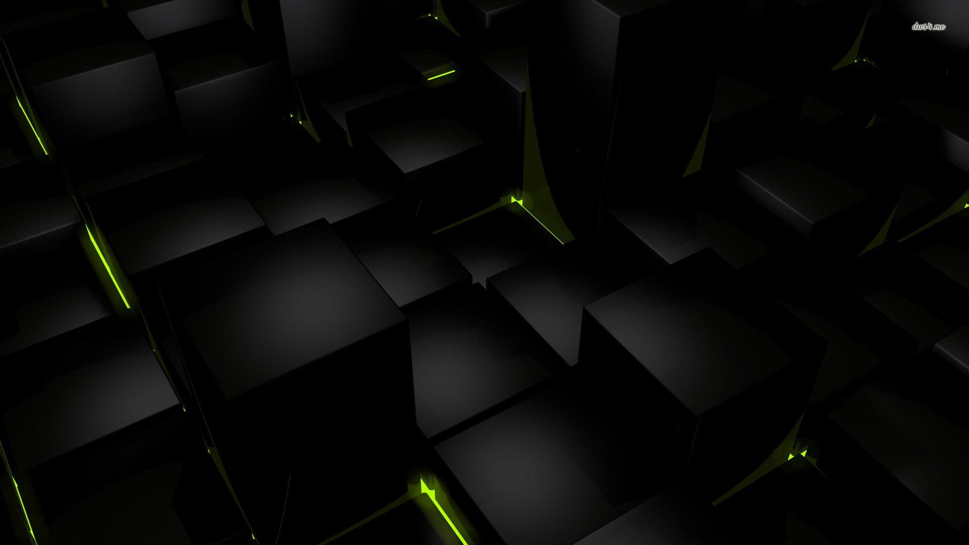 Green And Black Wallpapers Wallpapertag