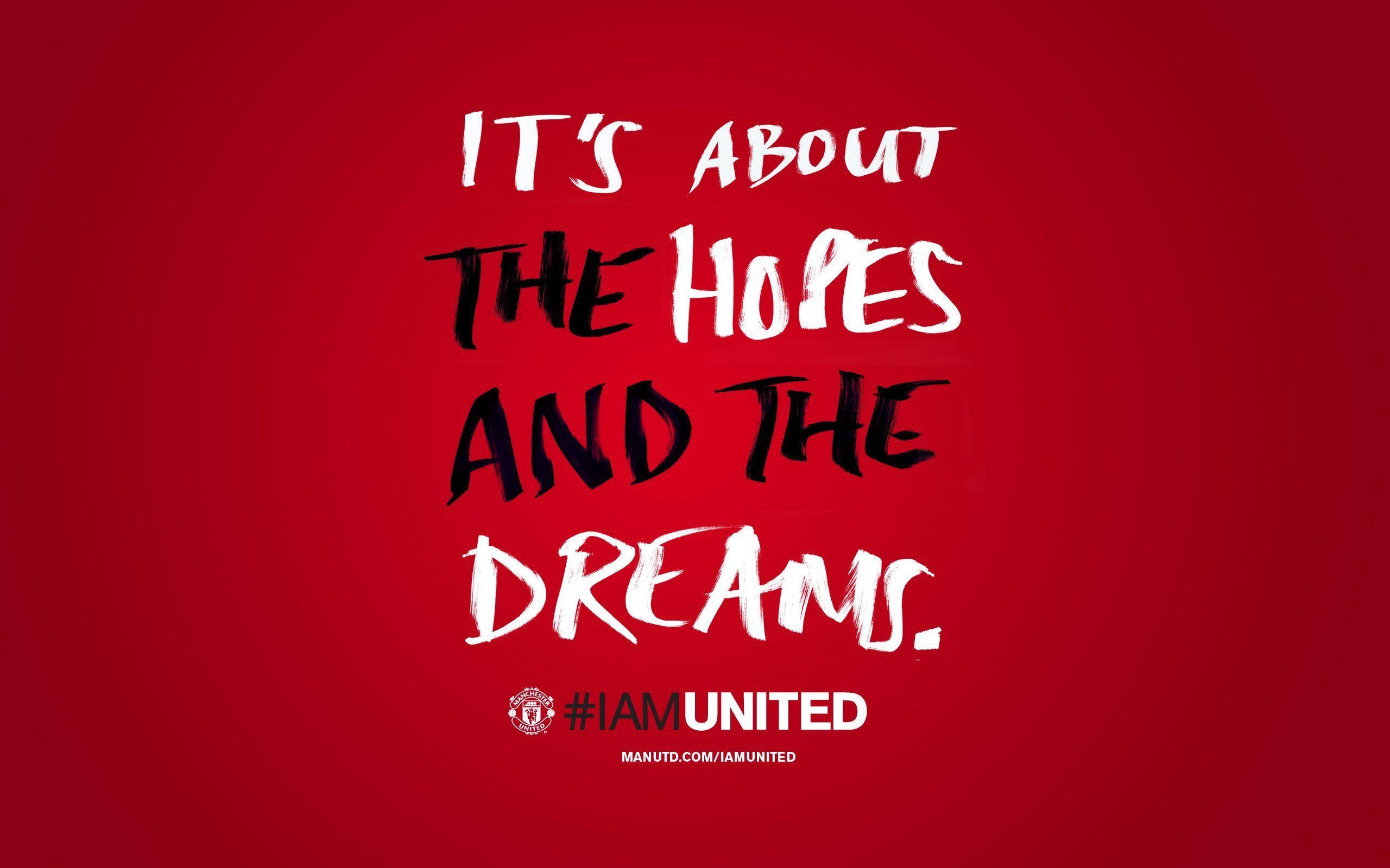 Manchester United Wallpaper Manchester United Smartphone Wallpaper