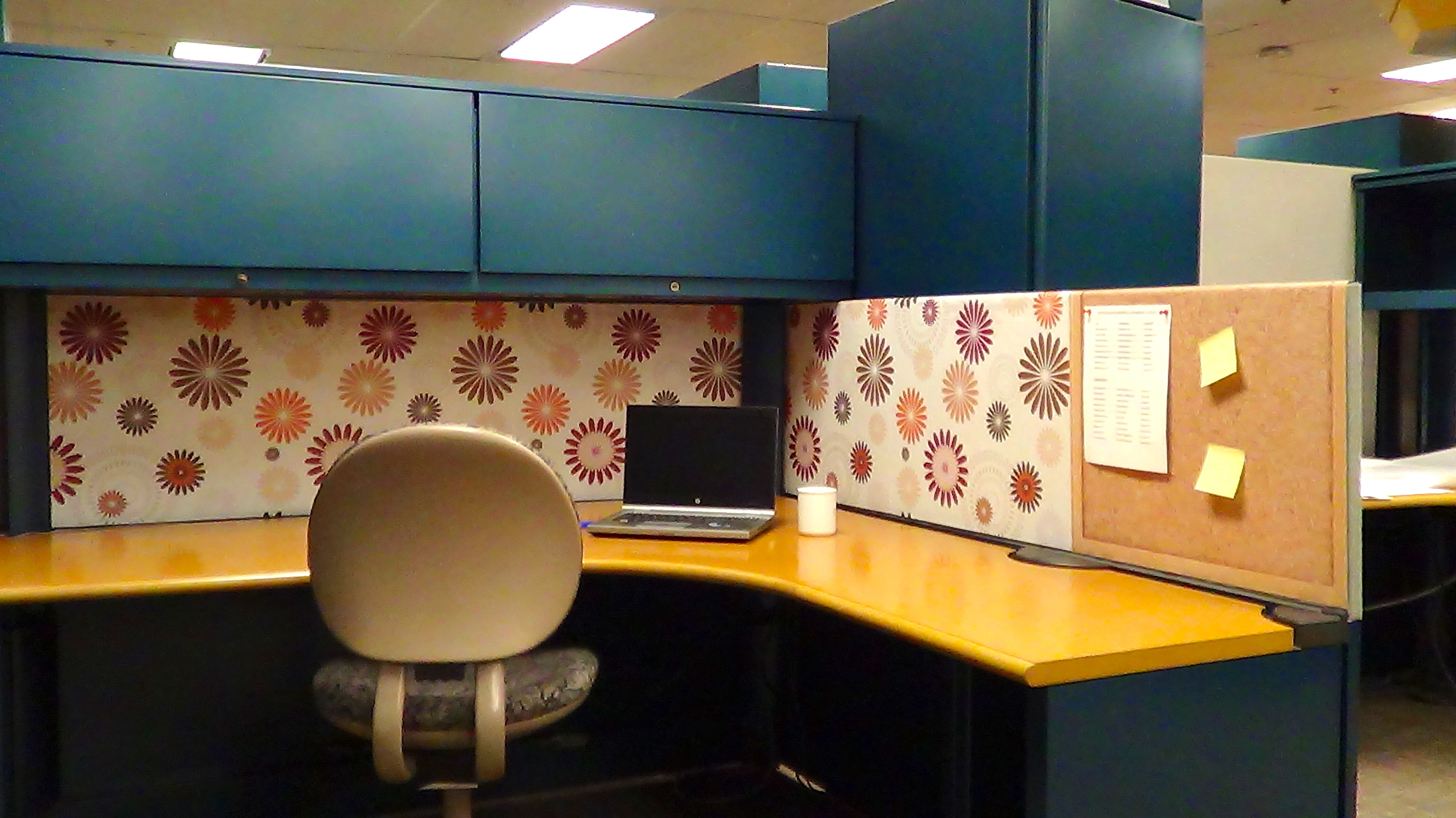 Cubicle Décor Ideas To Make Your Home Office Pop: Cubicle Wallpaper ·① WallpaperTag