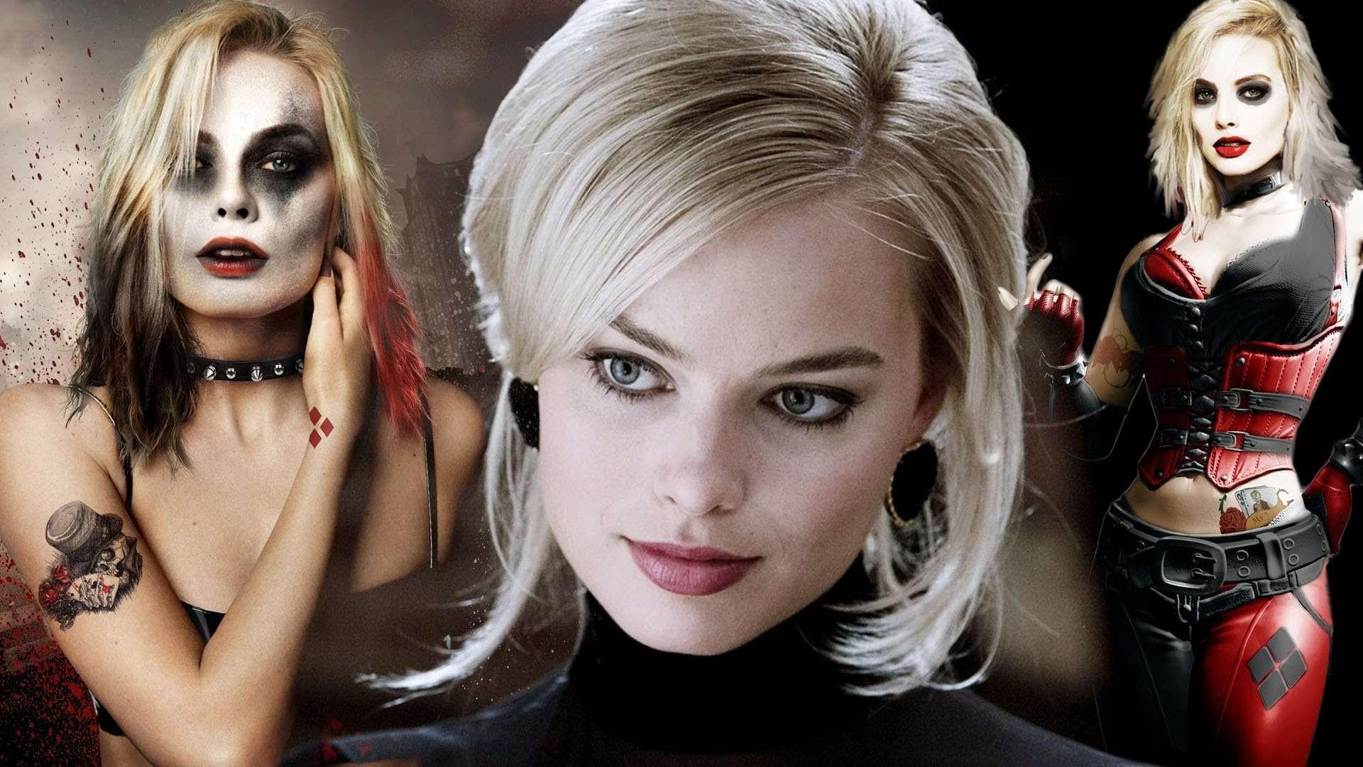 Margot Robbie Harley Quinn Wallpaper Download Free Cool