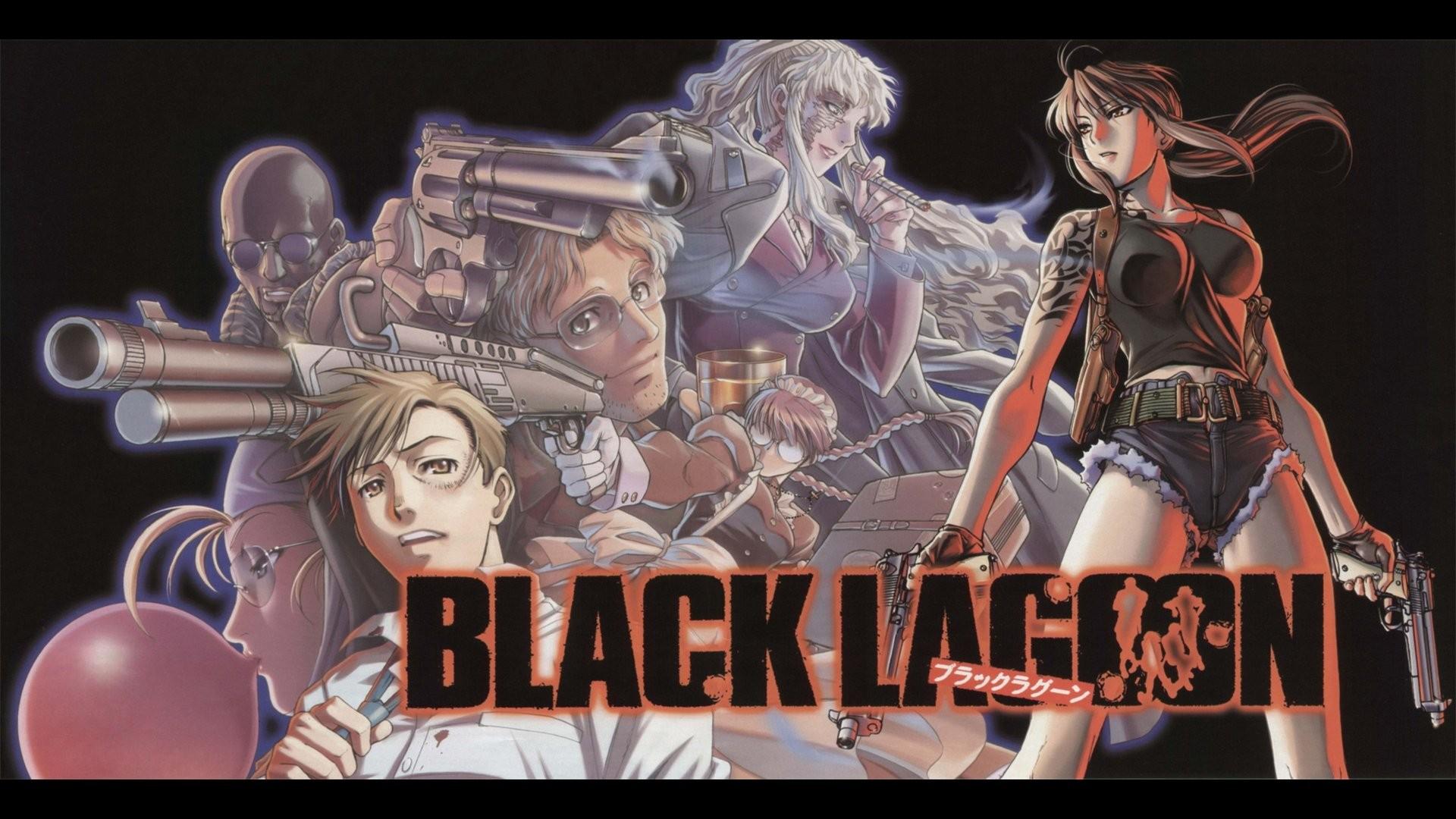 Black Lagoon wallpaper ·① Download free amazing High ...