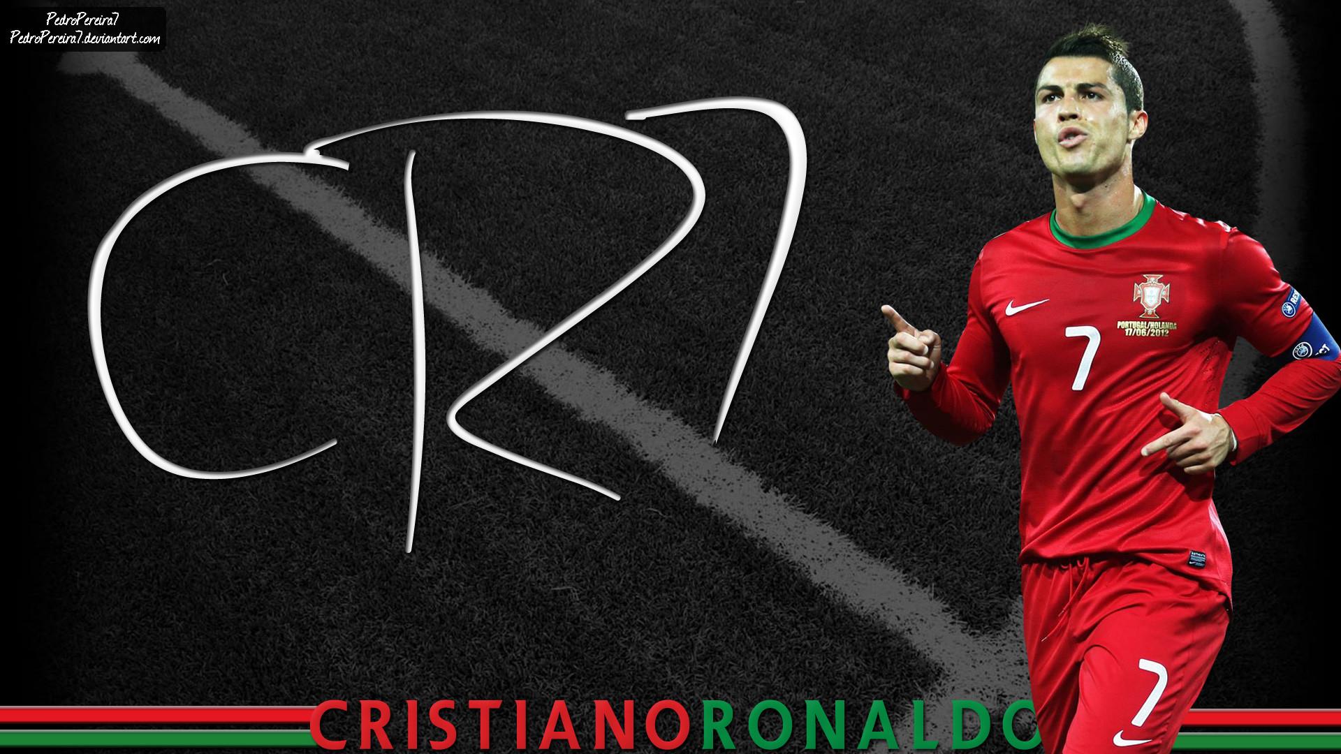 cristiano ronaldo 7 wallpaper ·①