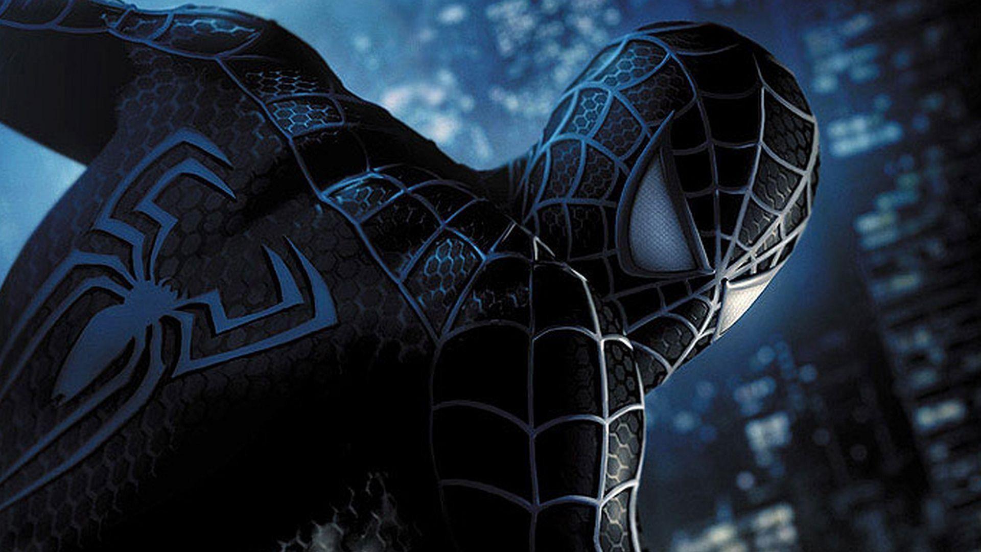1920x1080 Animals For Black Spiderman Wallpaper Widescreen Hd
