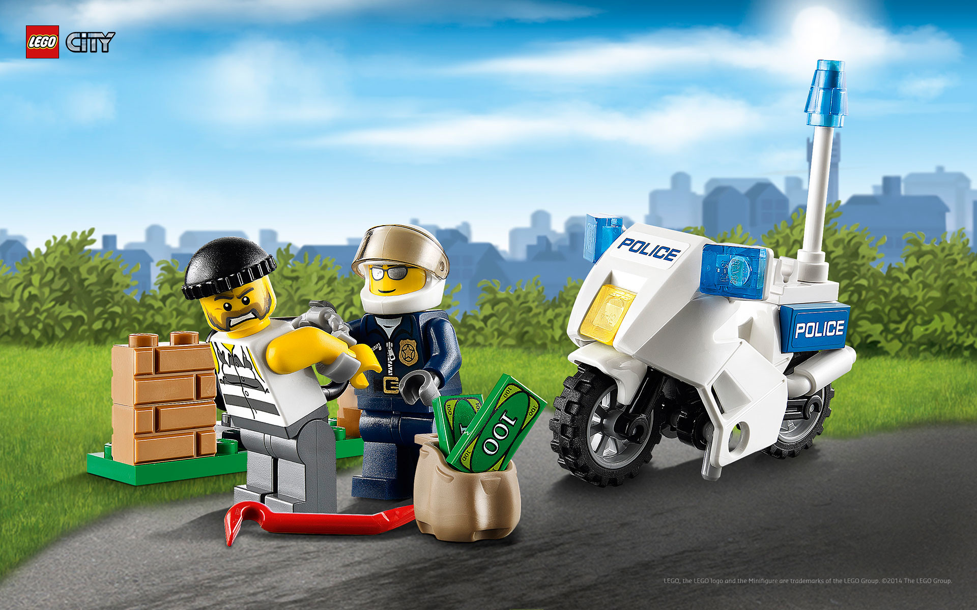 1920x1200 ... Lego City Wallpapers Pictures | LEGO II. | Pinterest | City .  Download ... Lego City Wallpapers ...