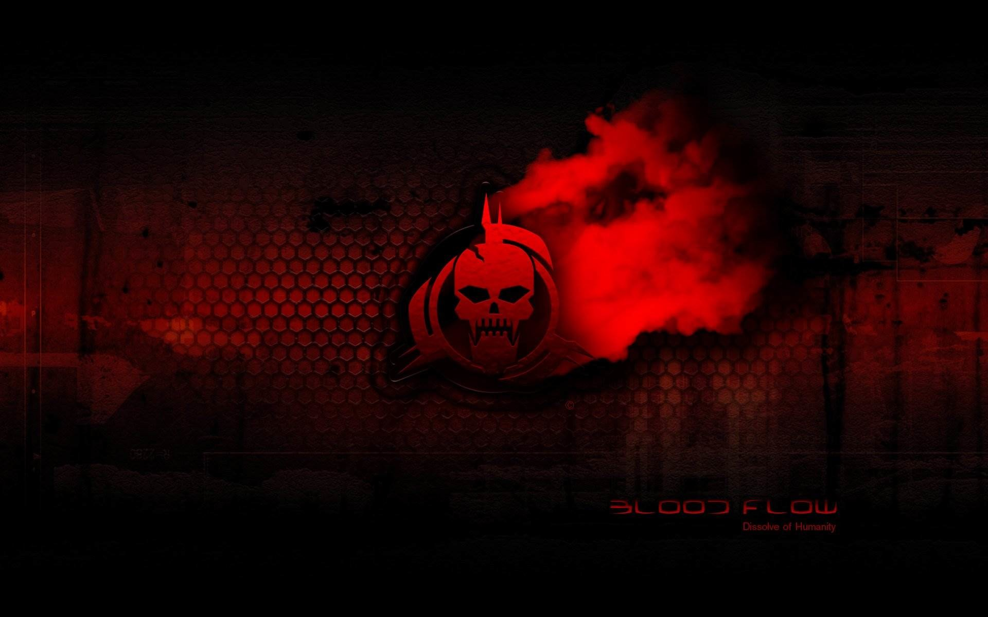 Fire Skull Wallpapers ·①