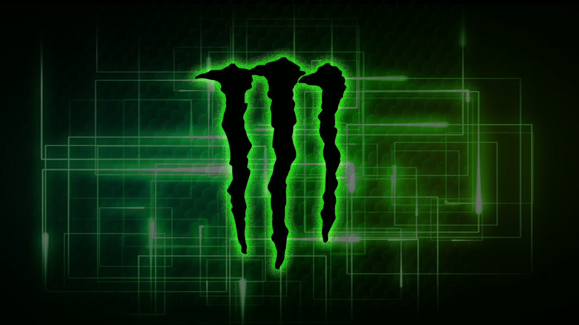 Monster Energy Logo Background