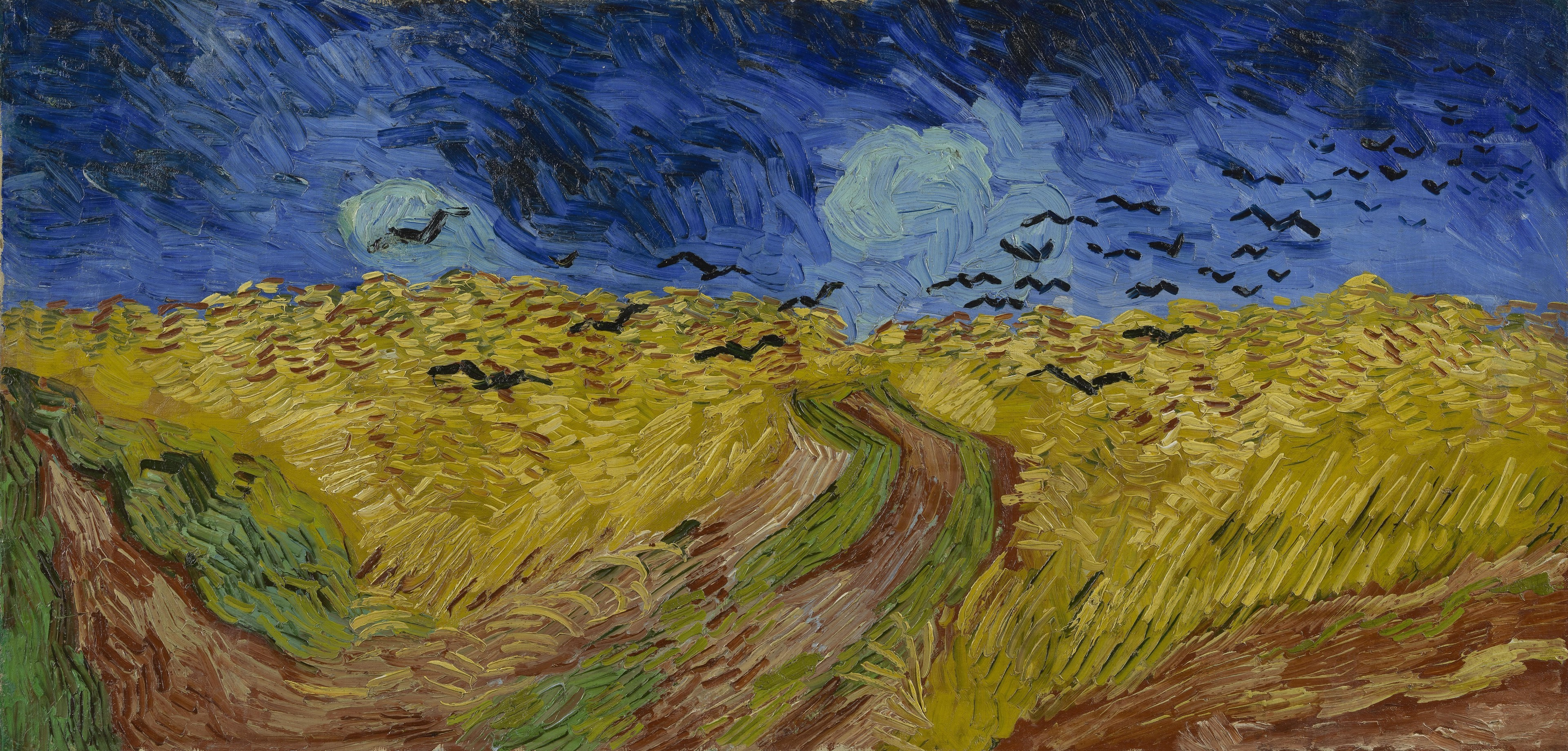 Image result for van gogh high resolution