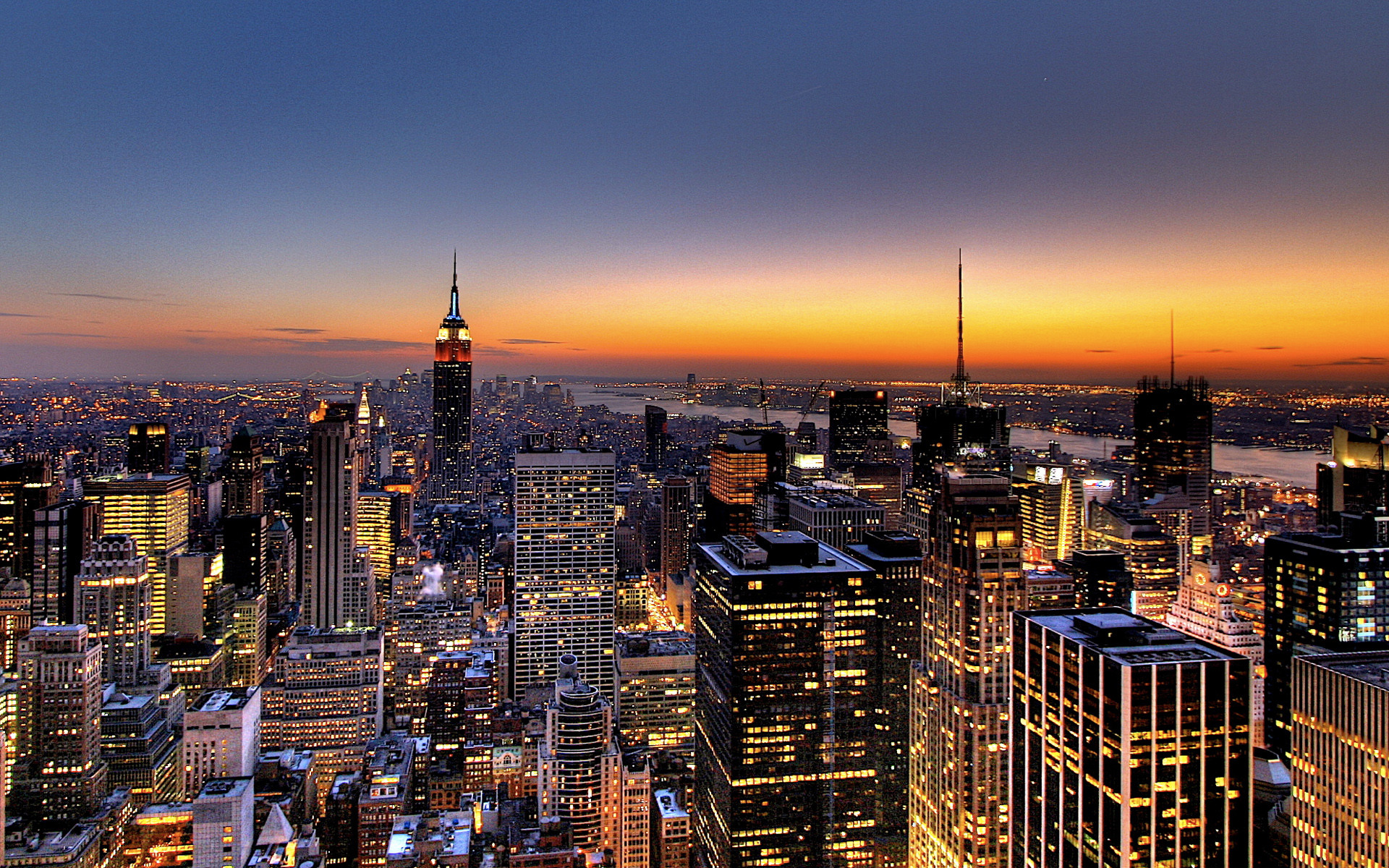 new york city skyline wallpapers ·① wallpapertag