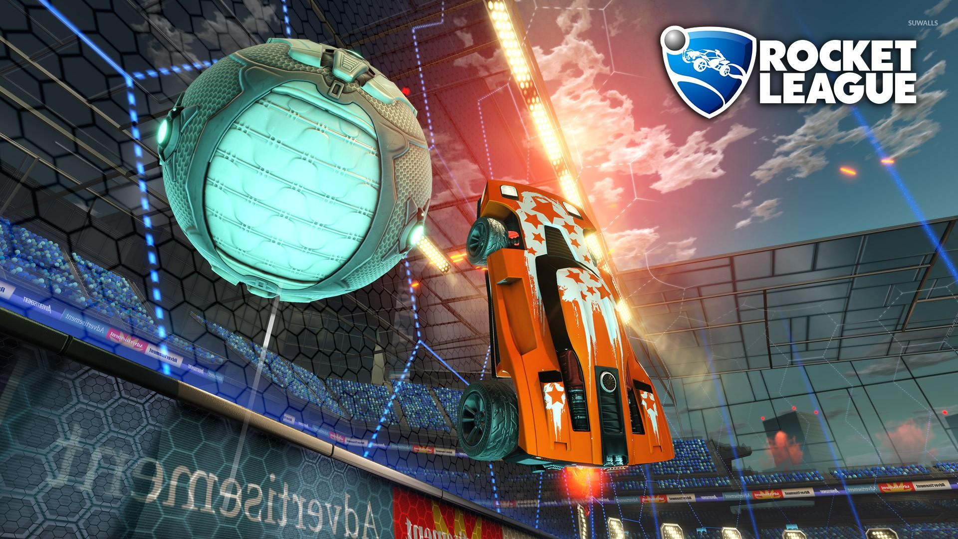 Rocket League Wallpaper ·① Download Free HD Backgrounds