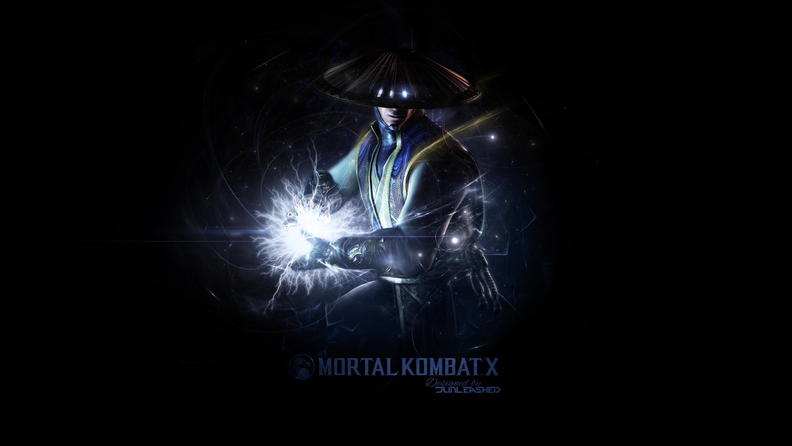 Mortal Kombat X Raiden Wallpaper ·① - photo#38