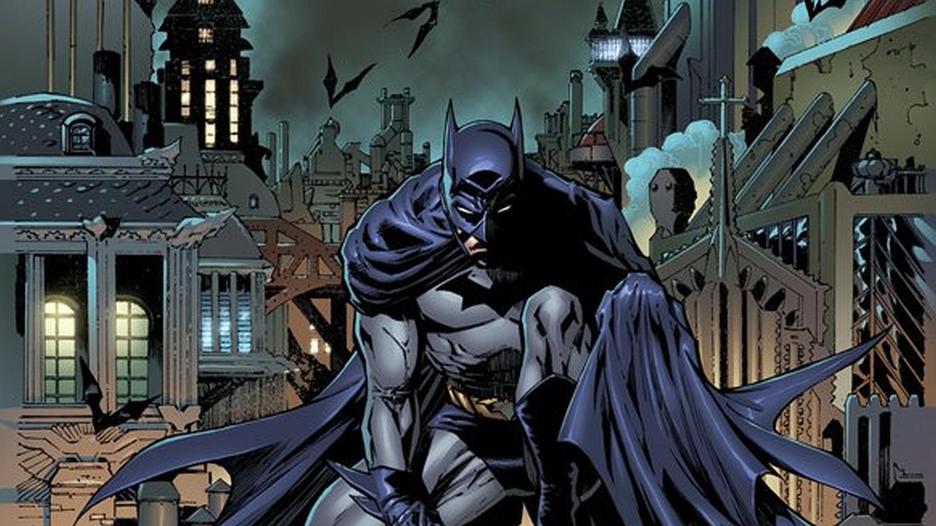 Jim Lee Batman Wallpaper ·① WallpaperTag