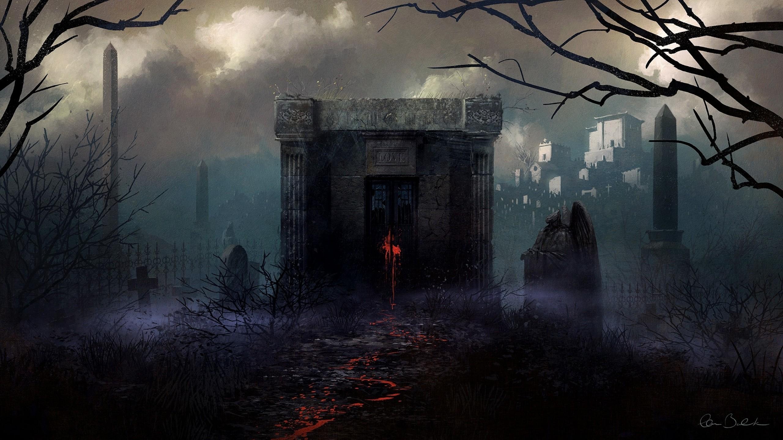 Gothic horror wallpaper - Gothic hintergrundbilder ...