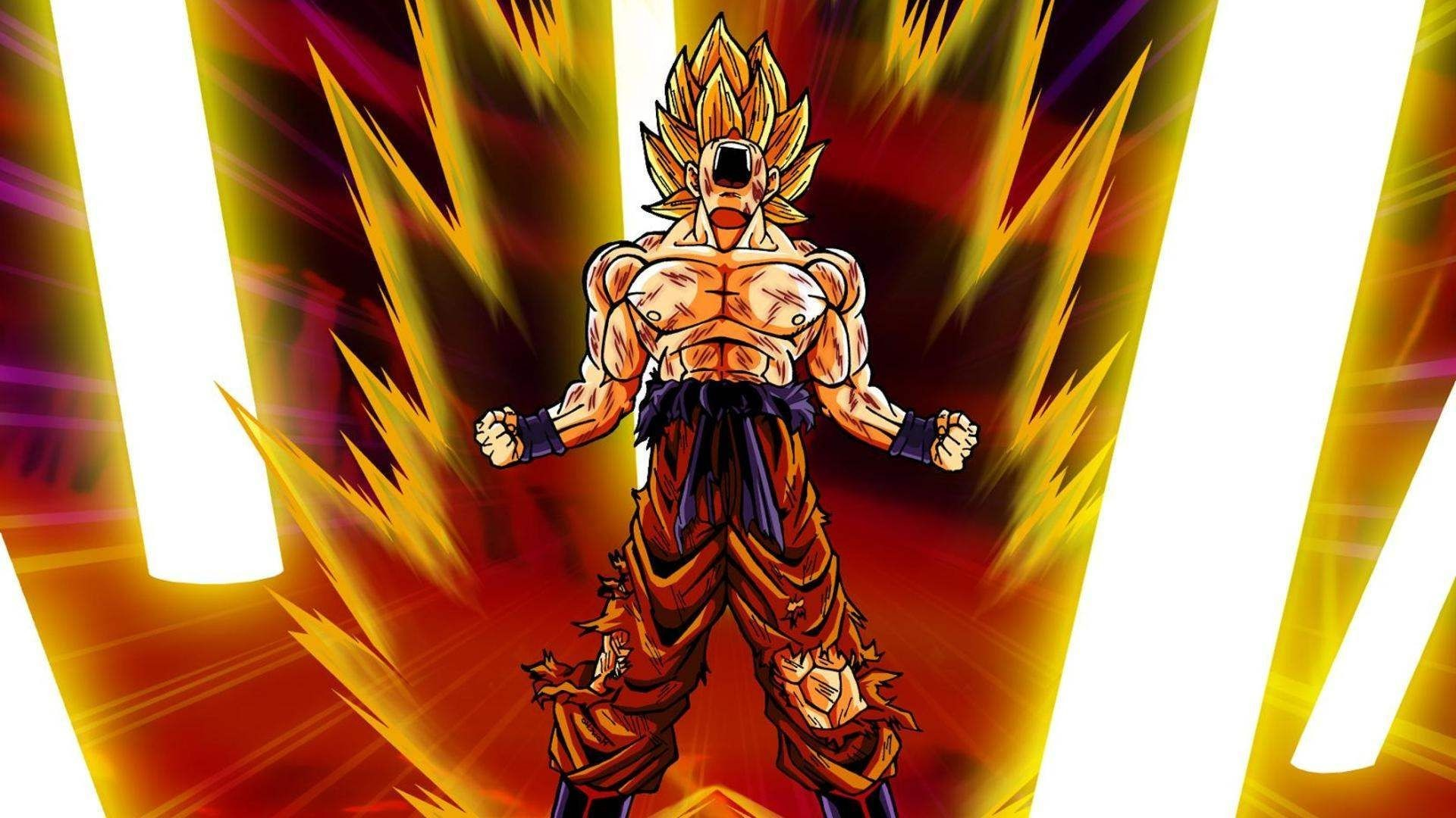 Dbz goku wallpapers wallpapertag - 3d wallpaper of dragon ball z ...
