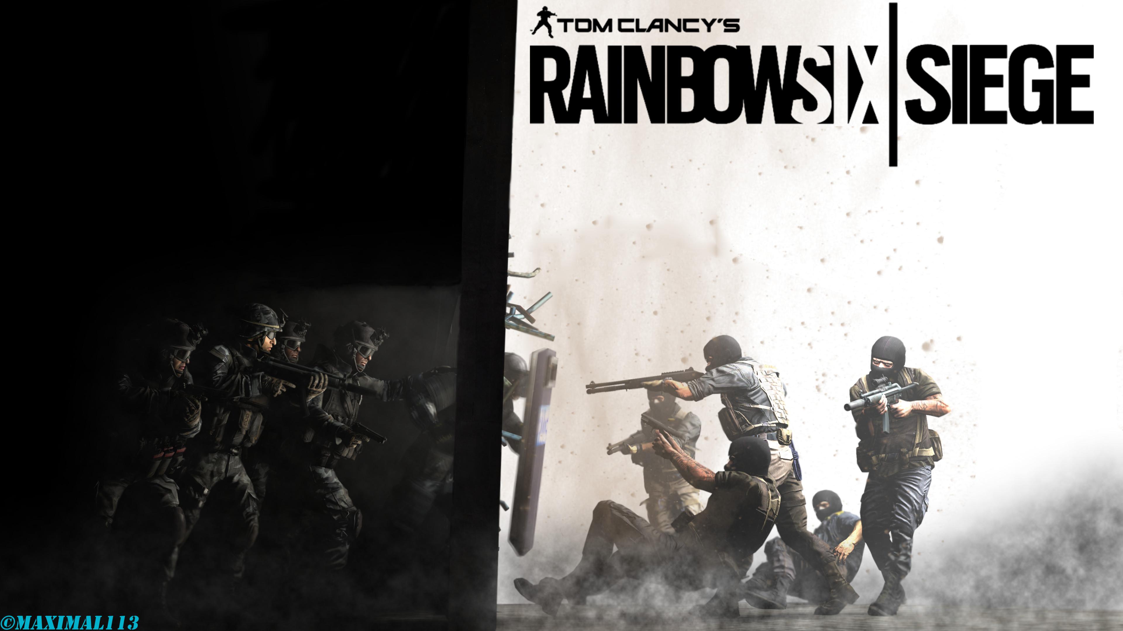 rainbow six siege wallpapers ·①