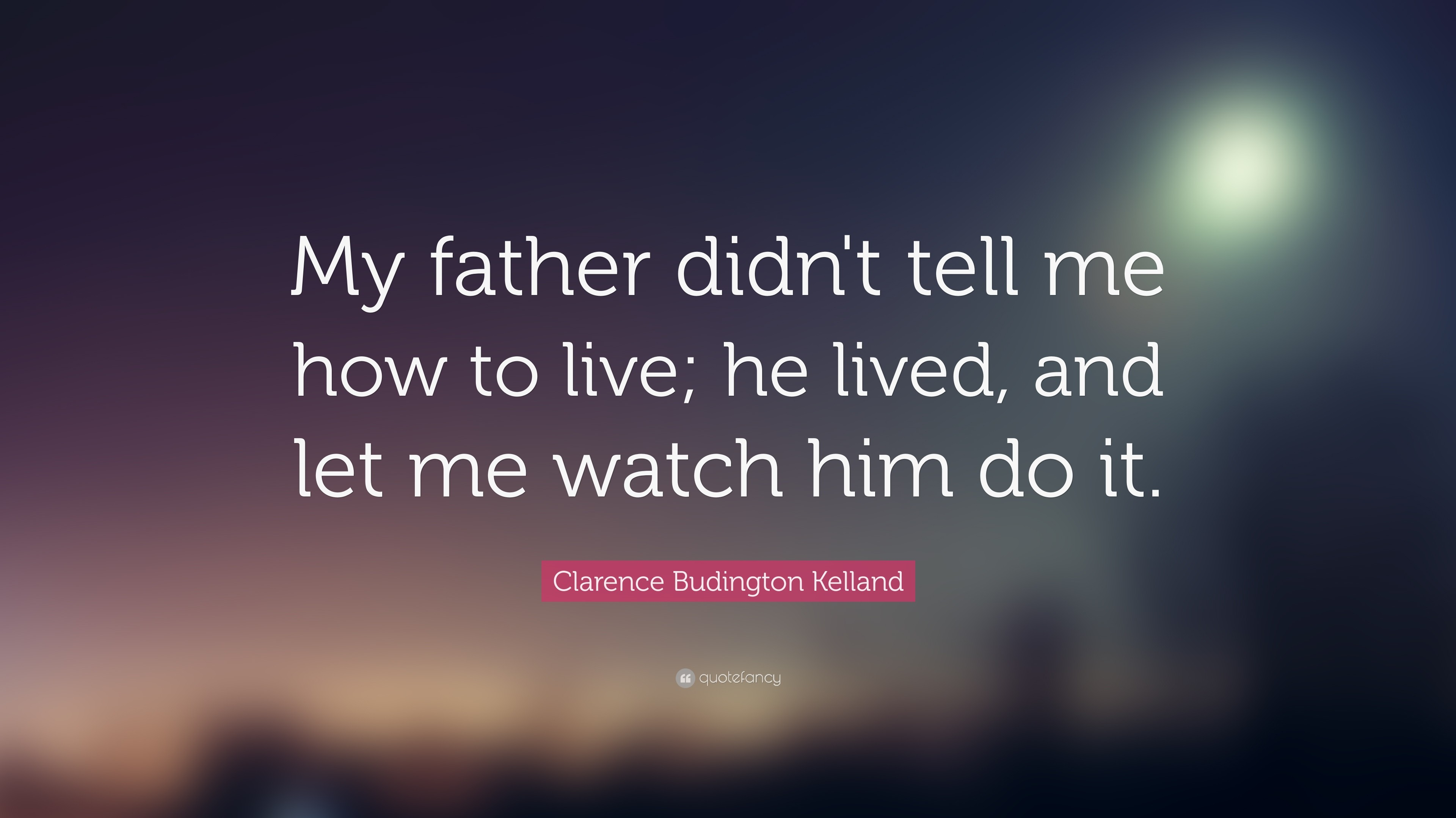 quotes about fathers - HD 3840×2160