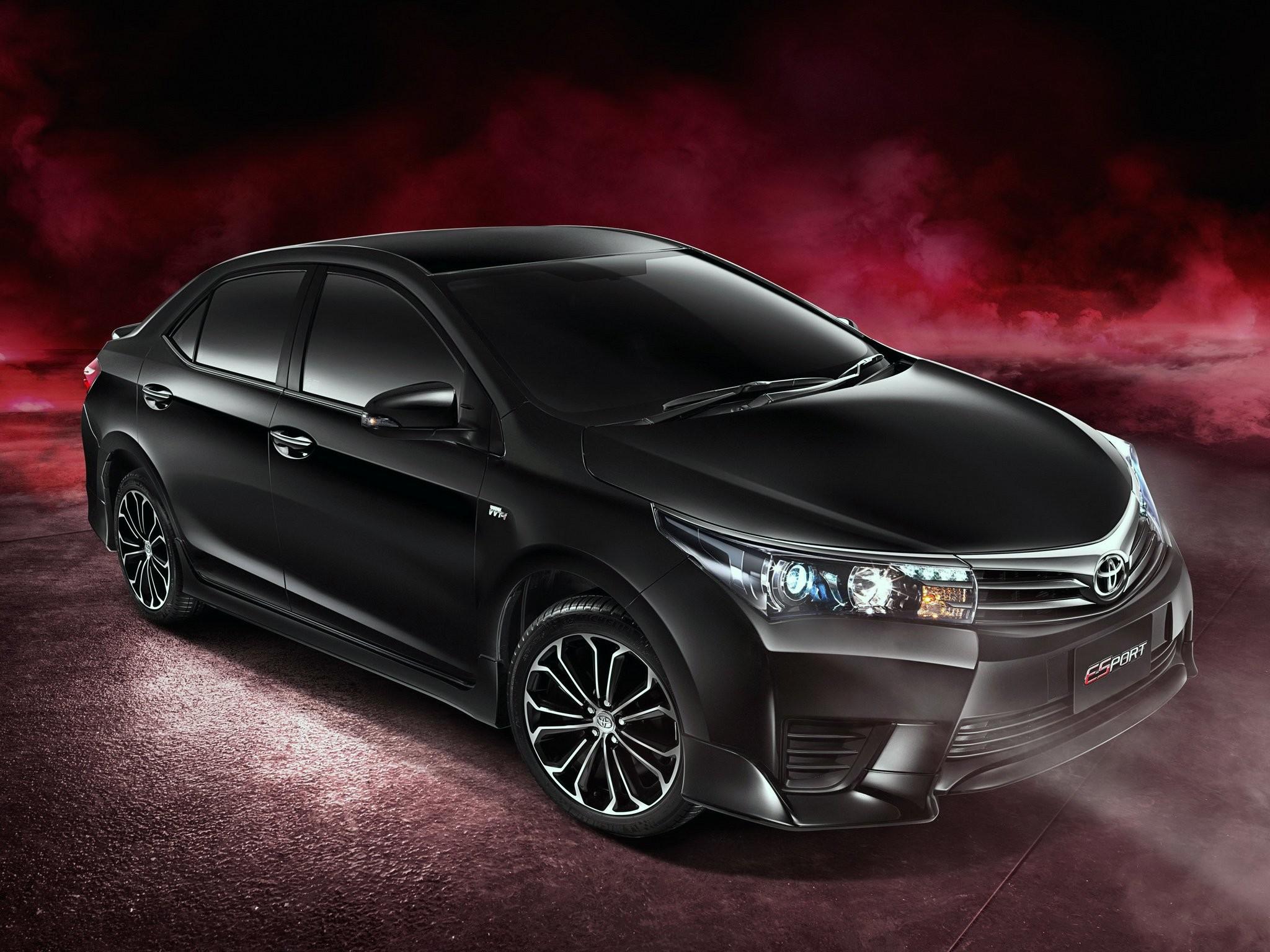 2017 Toyota Corolla Le Eco >> Toyota Corolla Wallpapers ·① WallpaperTag