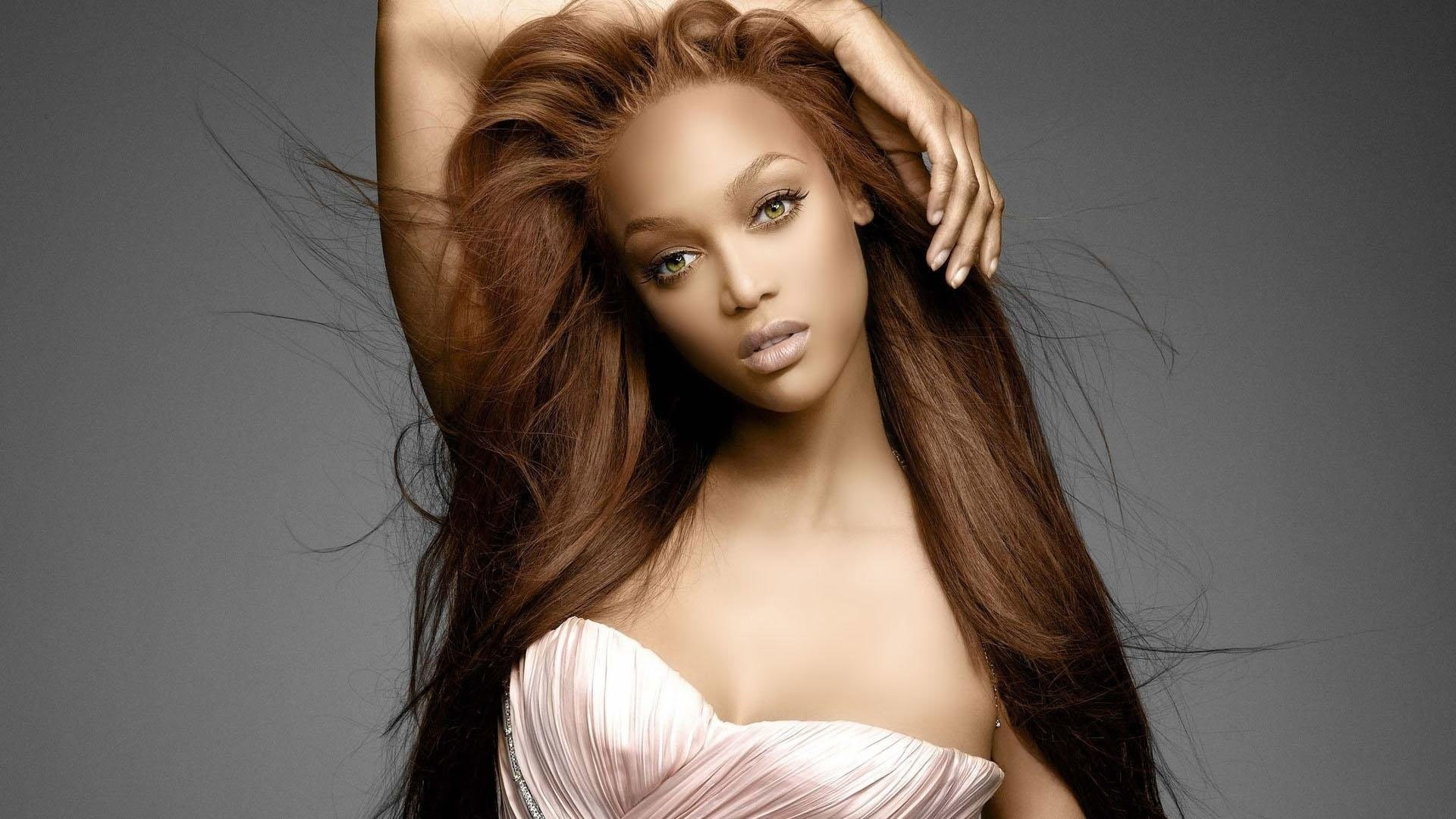 Tyra banks young pictures — img 6