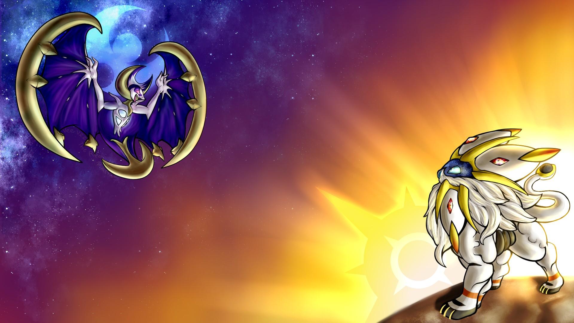 pokemon sun and moon wallpaper 183�� download free full hd