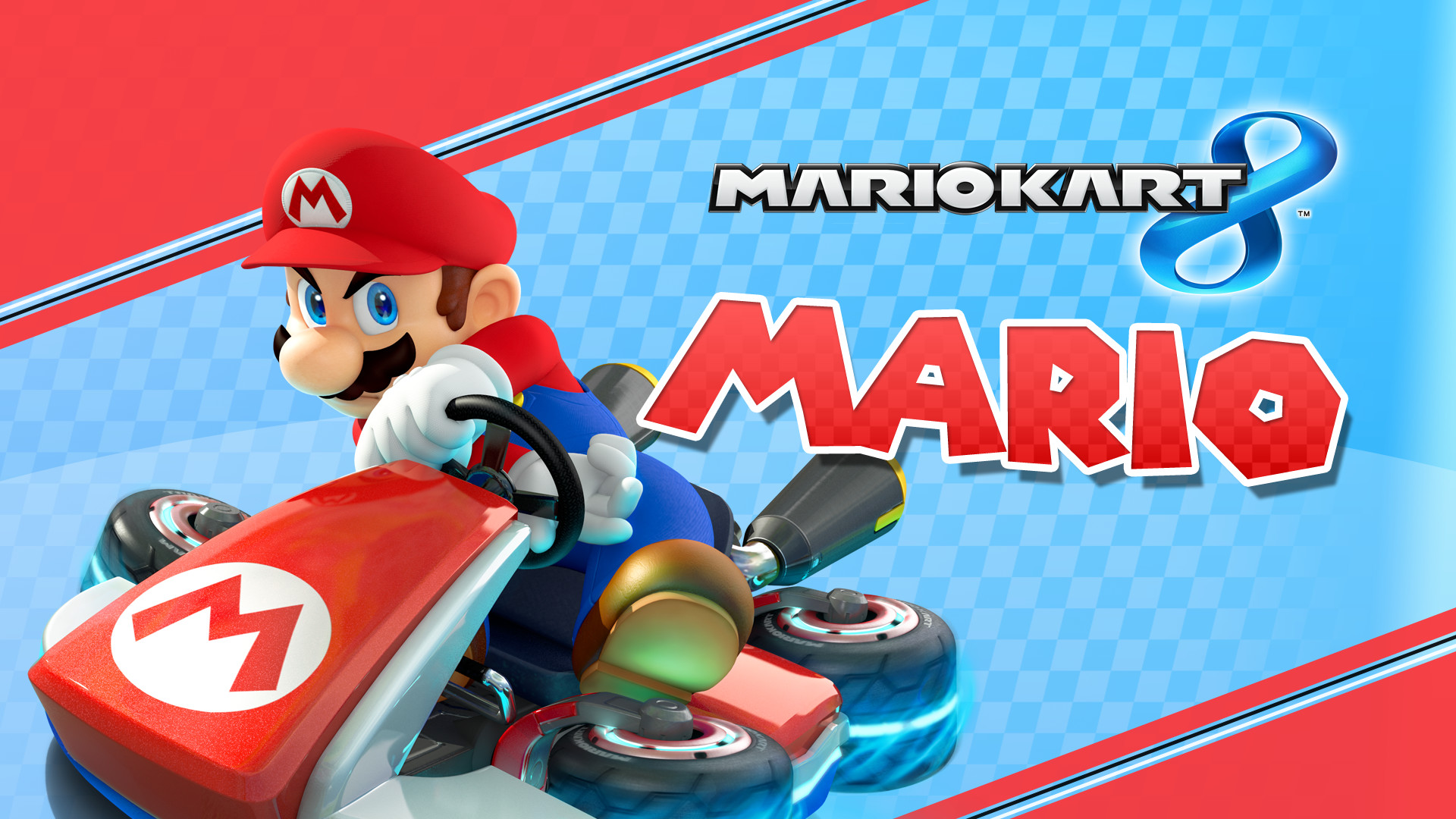 Mario Kart 8 Background: Mario Kart Wallpaper ·①