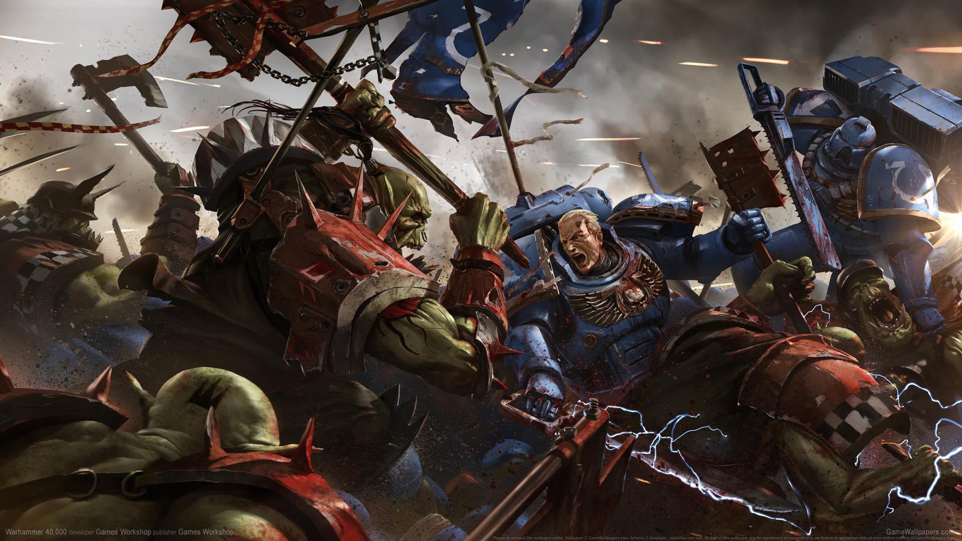 Warhammer 40K Wallpapers ·① WallpaperTag