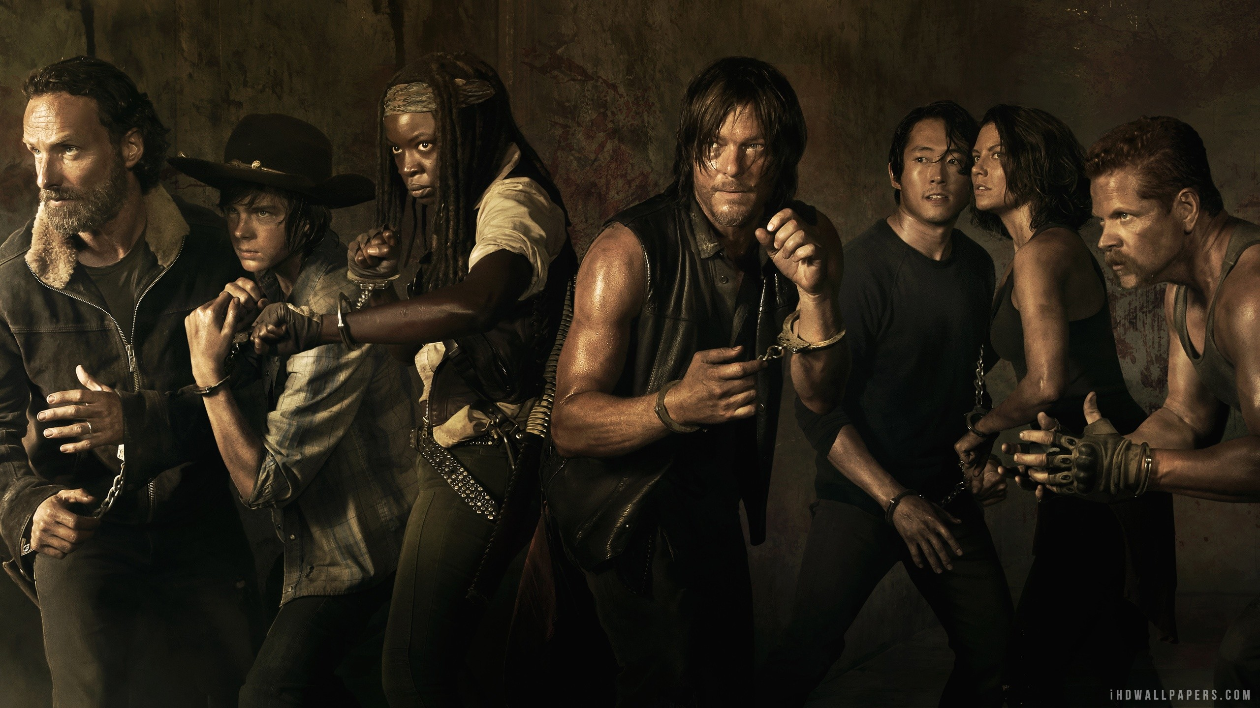 The Walking Dead Season 5 Wallpaper Wallpapertag